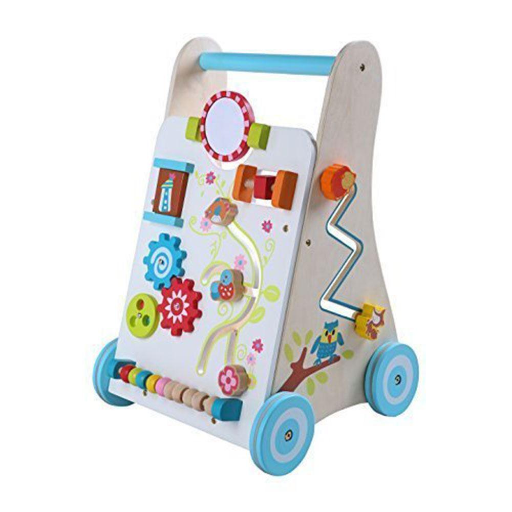 18 Month Toddler Toys : Leomark kids wooden toys education learning activity