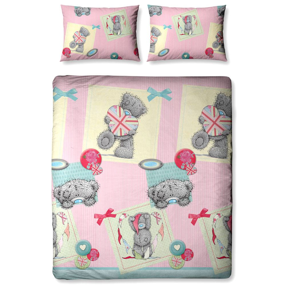 housse de couette double enfant disney et personnage parure de lit enfants ebay. Black Bedroom Furniture Sets. Home Design Ideas