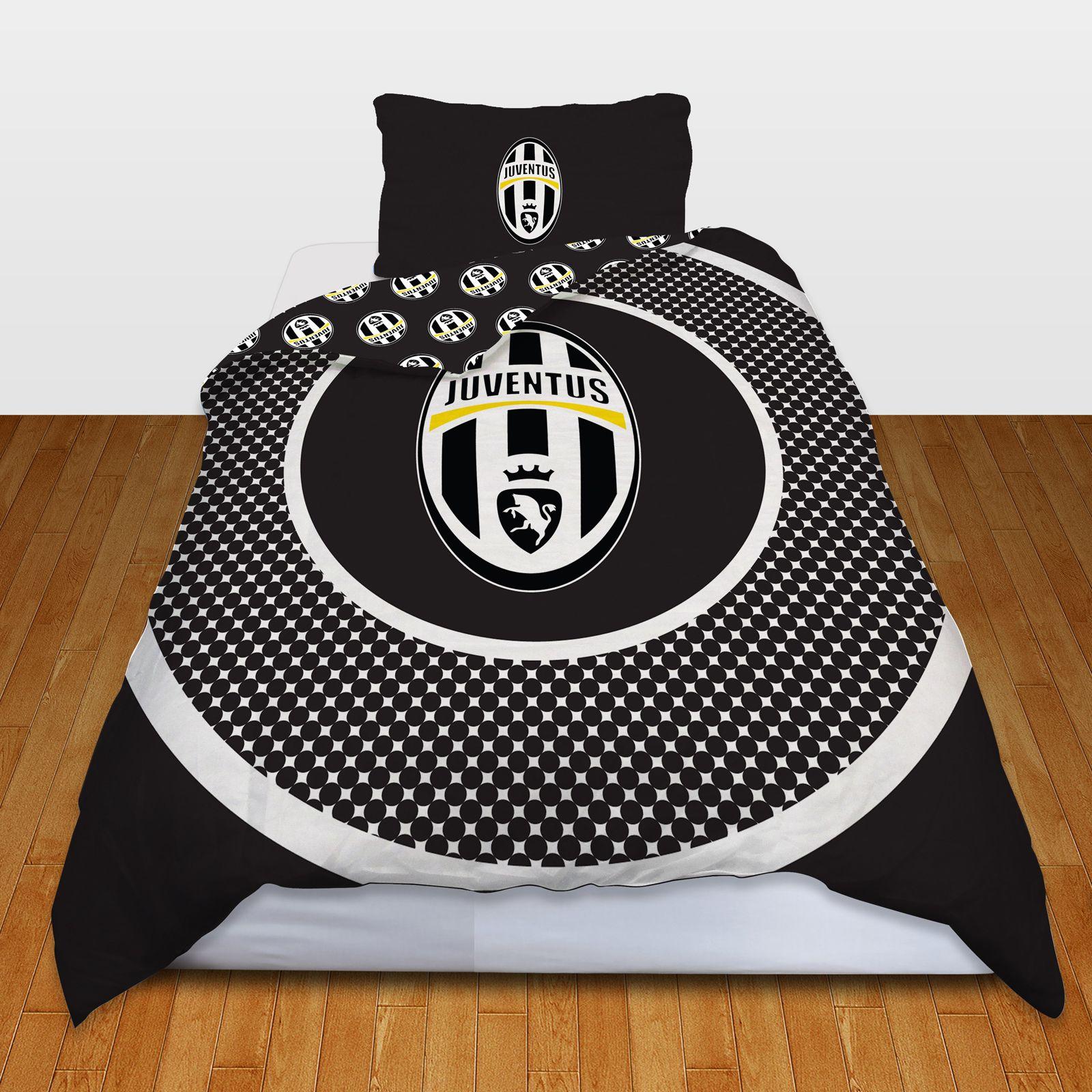 simple football sets housse de couette literie officiel. Black Bedroom Furniture Sets. Home Design Ideas