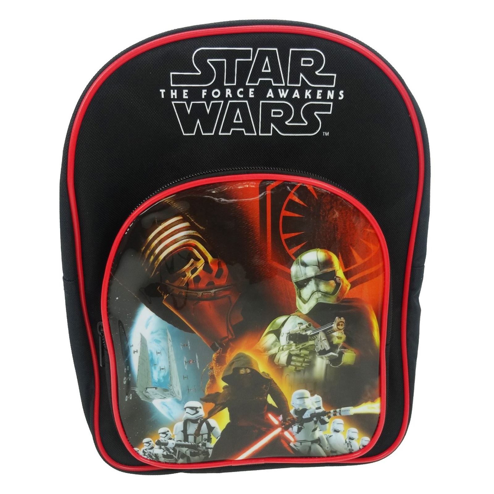 star wars kraft erwacht rucksack tasche neu kinder schule ebay. Black Bedroom Furniture Sets. Home Design Ideas