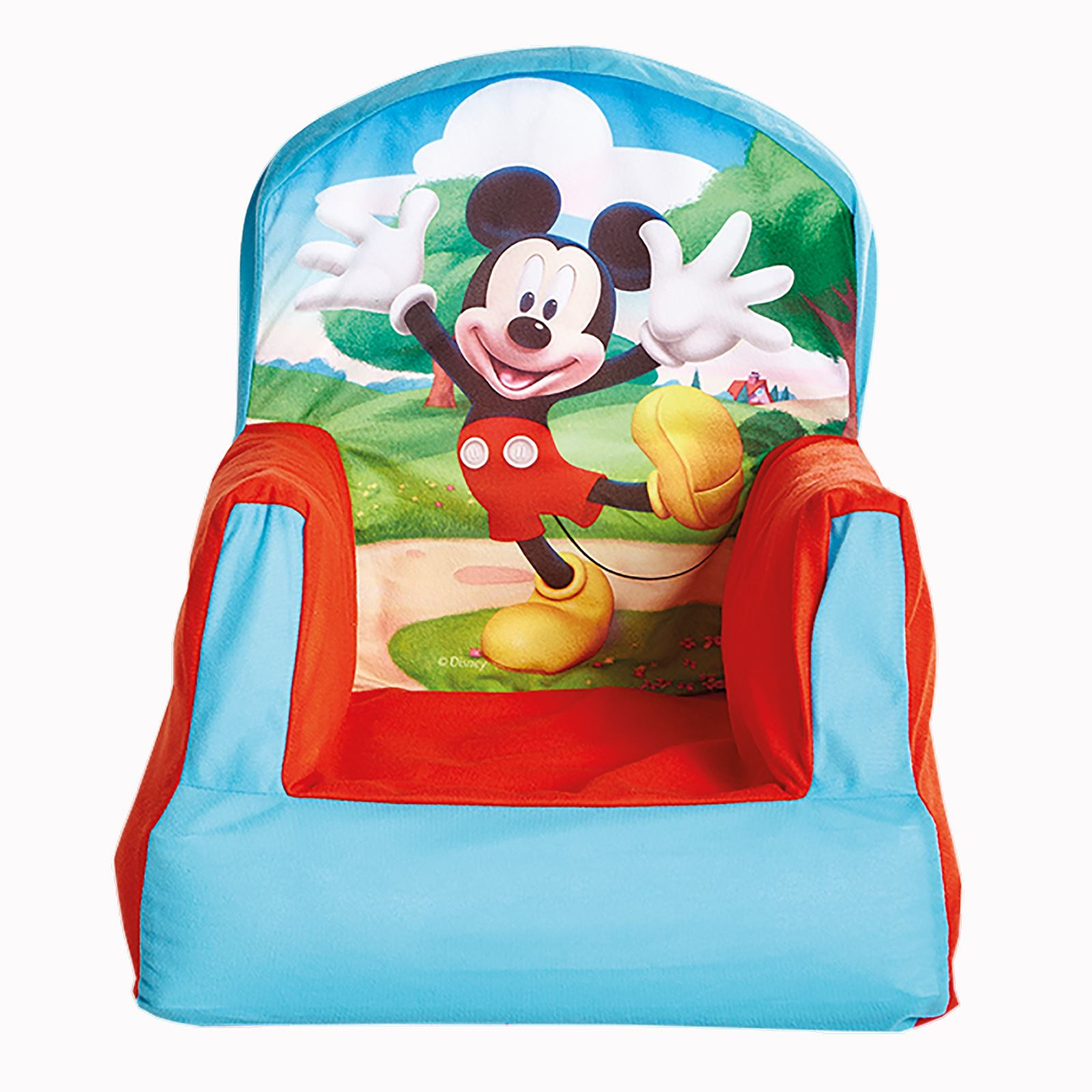 mickey mouse cosy chair clubhouse design new inflatable bedroom