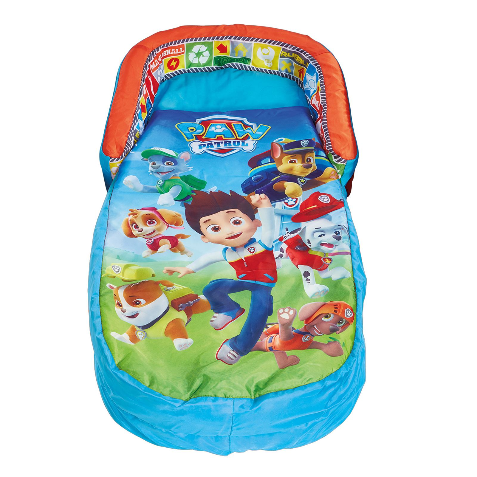 Paw Patrol Kids My First Ready Bed Inflatable Includes