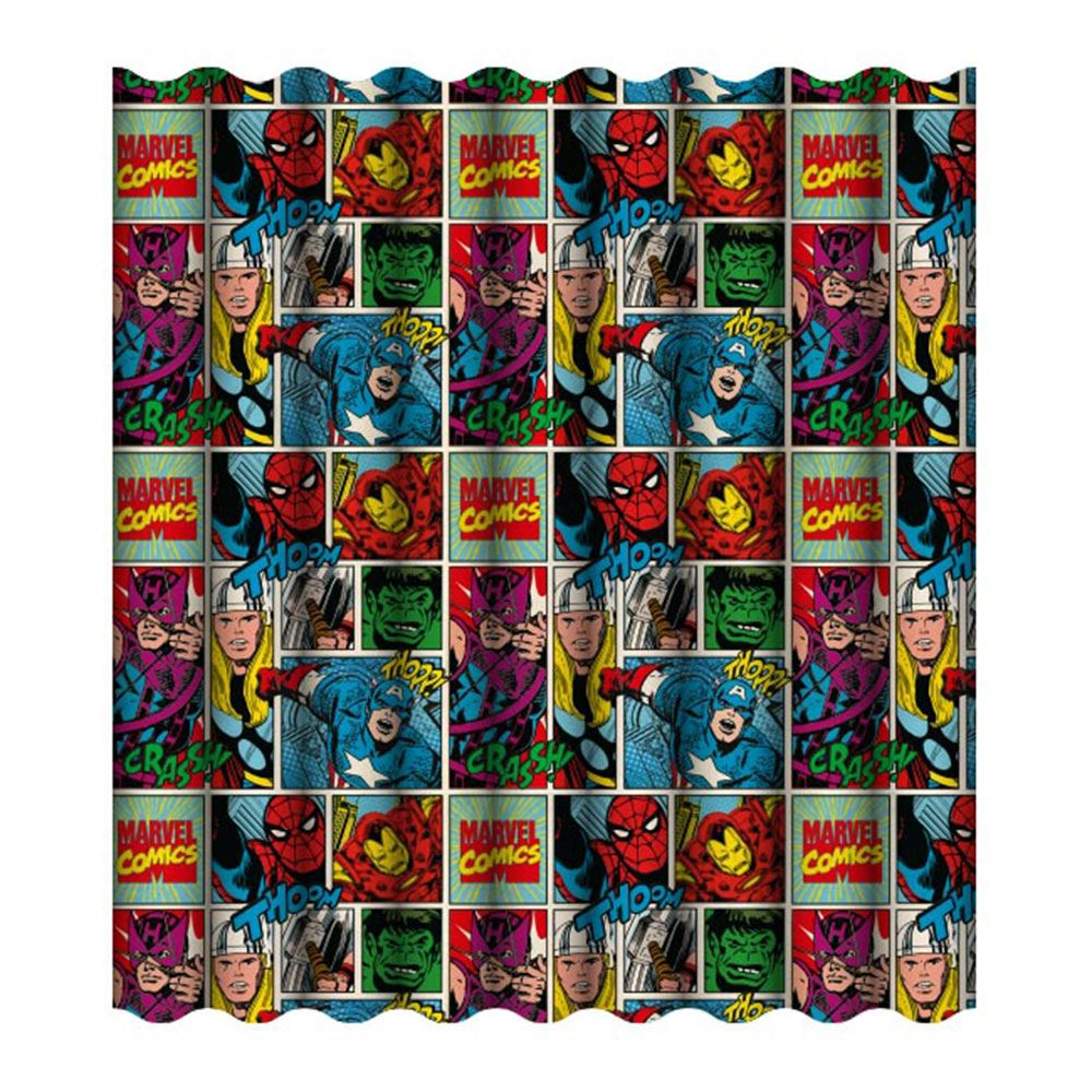 Official Disney Character Boys Curtains Bedroom Marvel Paw Patrol Pokemon New Ebay