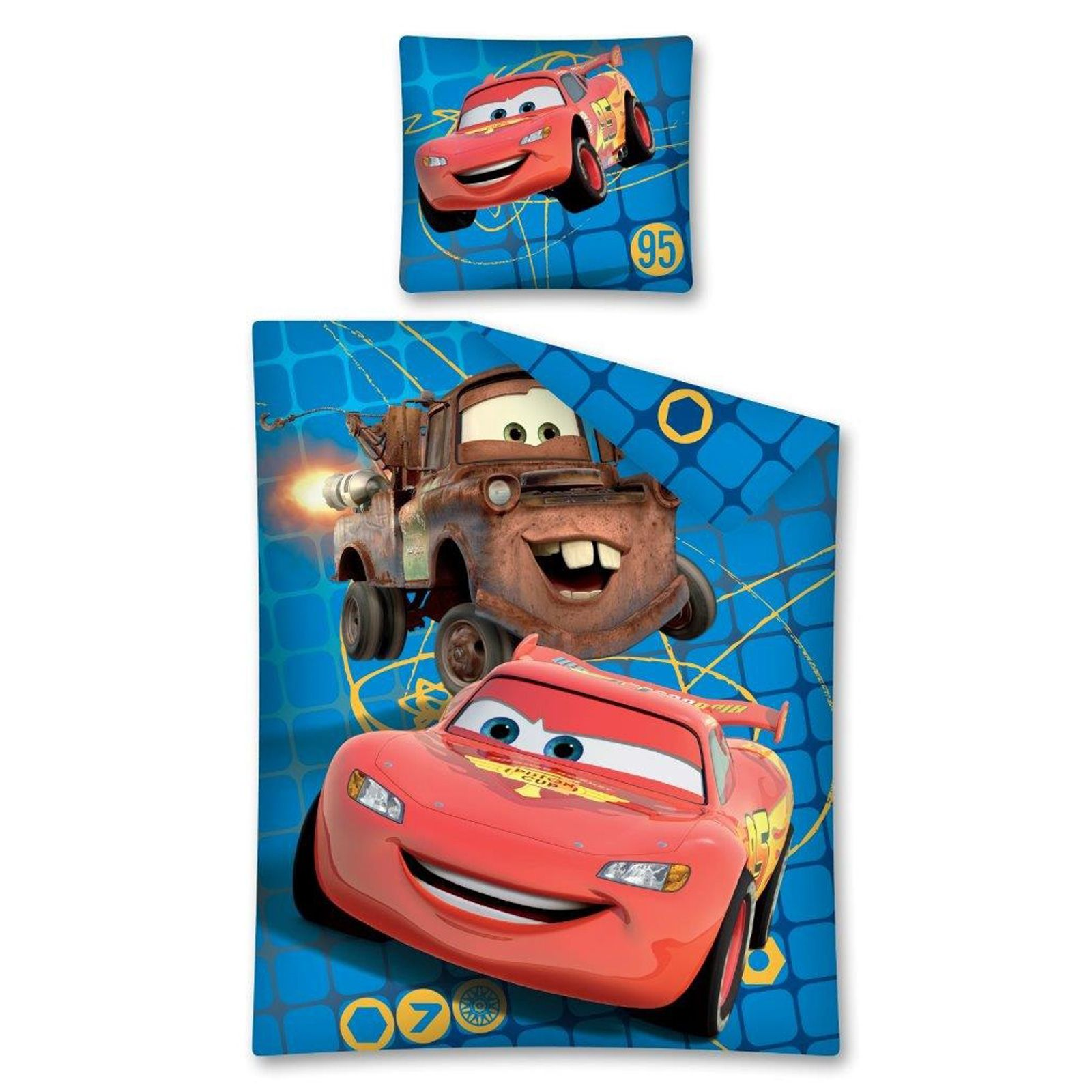 Image Result For Lightning Mcqueen Twin Bedding Set