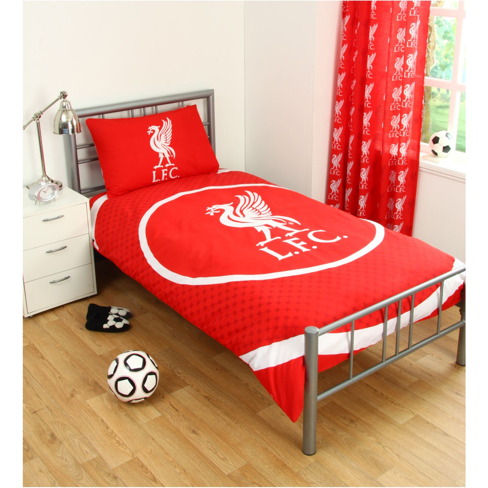 Simple football sets housse de couette literie officiel for Housse couette foot