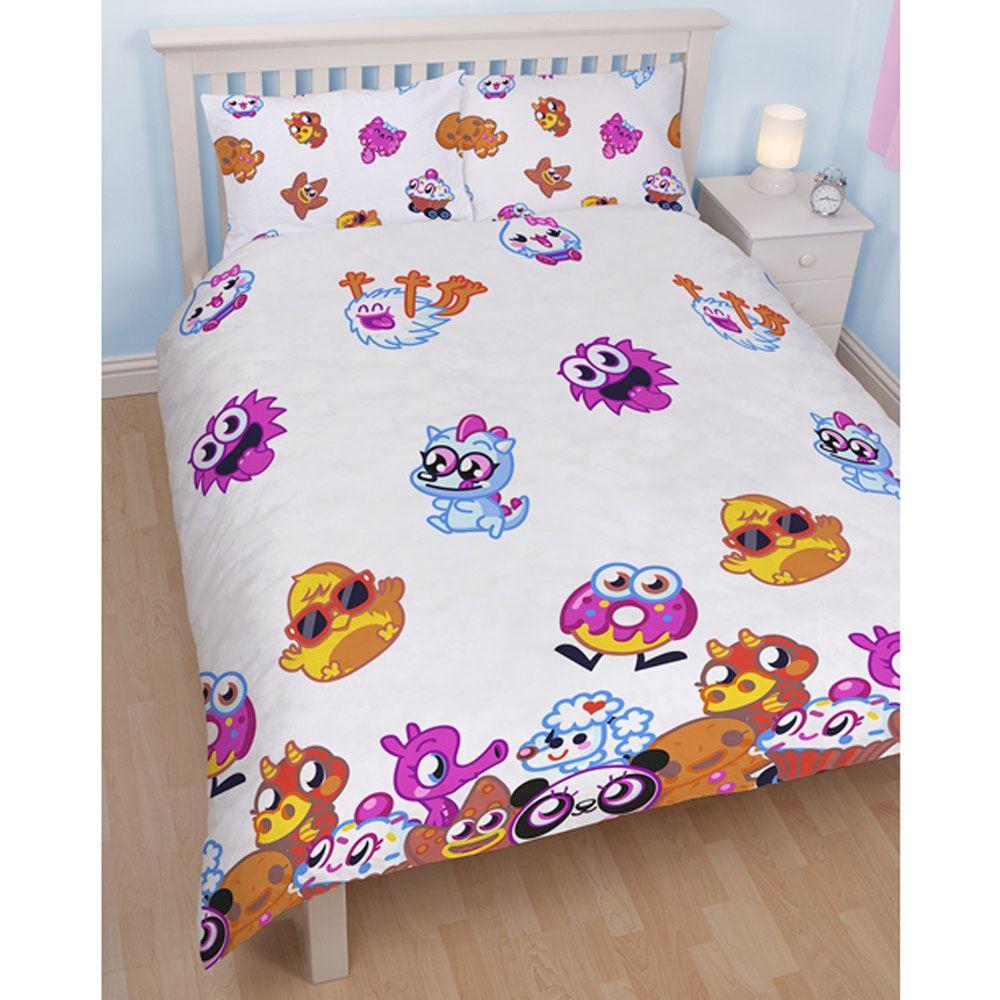 Housse de couette double enfant disney et personnage parure de lit enfants ebay for Parure lit double