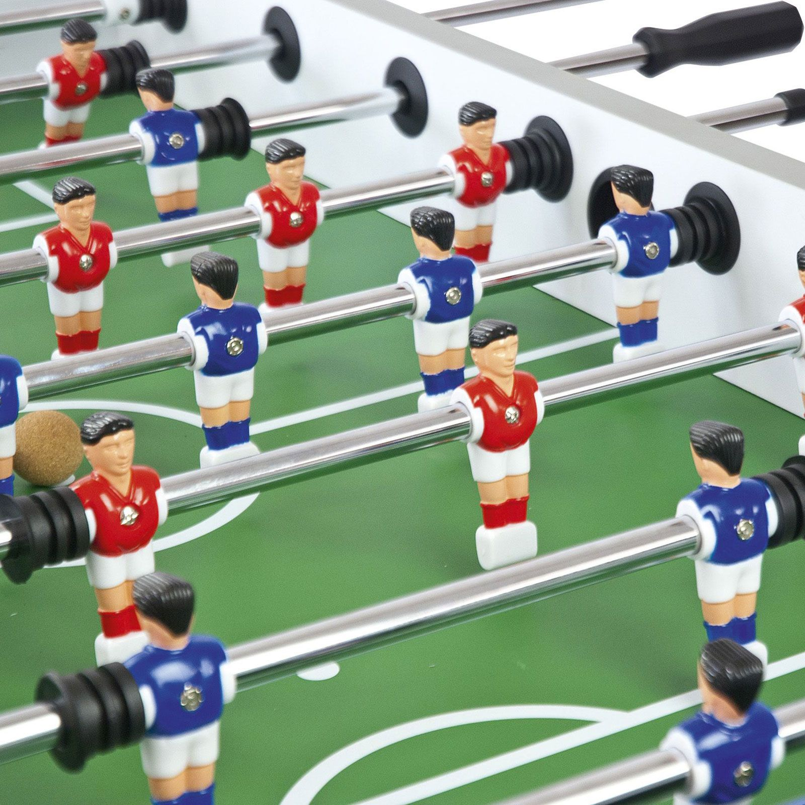 how to play table football