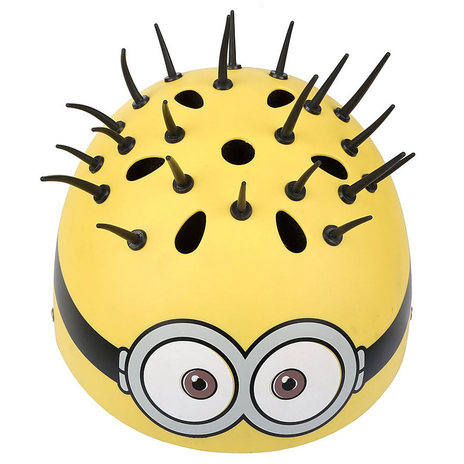 DESPICABLE ME MINIONS SAFETY HELMET KIDS 52 54cms BIKE