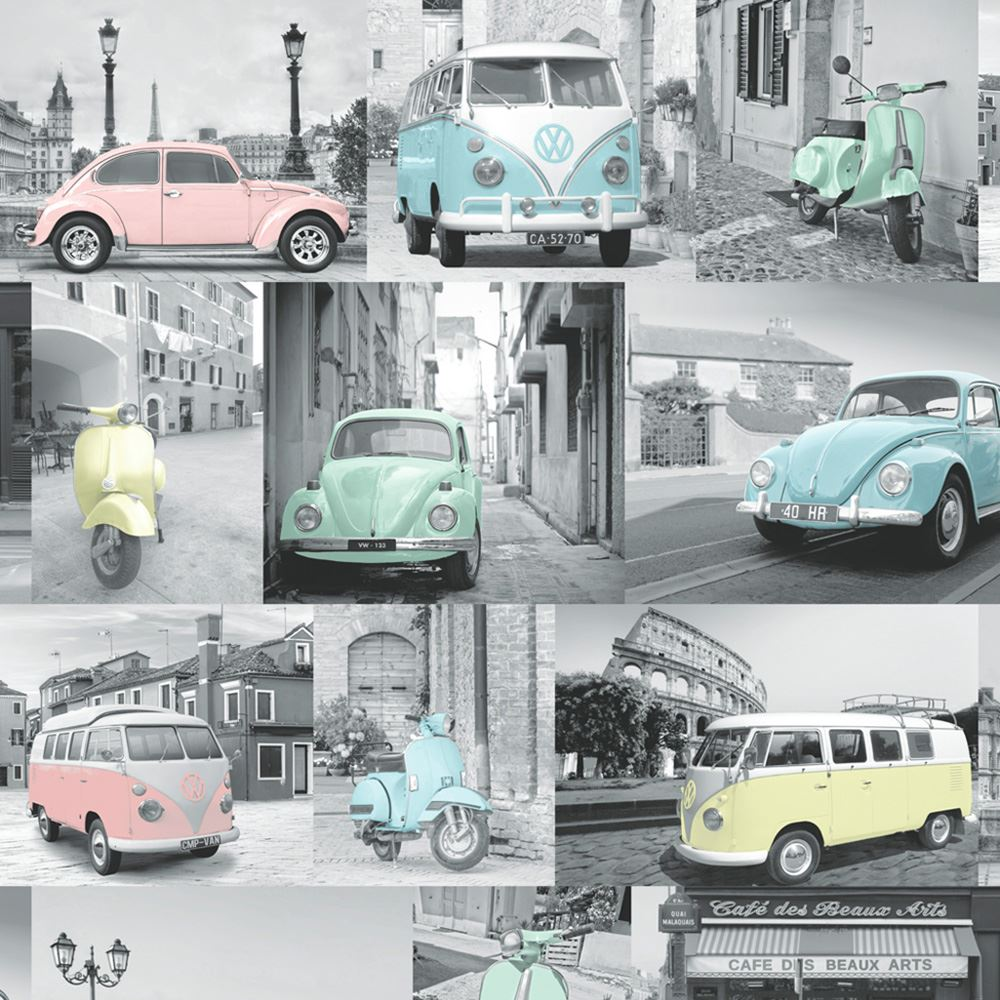 Volkswagen Wallpaper Campervan Scooters City Campers HD Wallpapers Download Free Images Wallpaper [1000image.com]