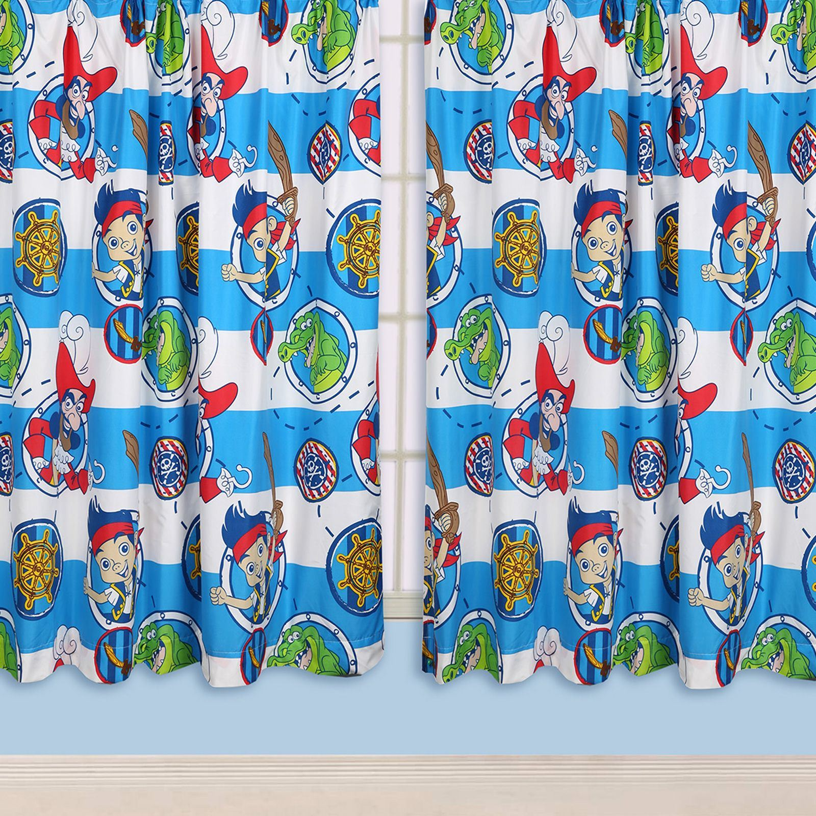 Details about kids disney and character curtains 54 72 inch drop