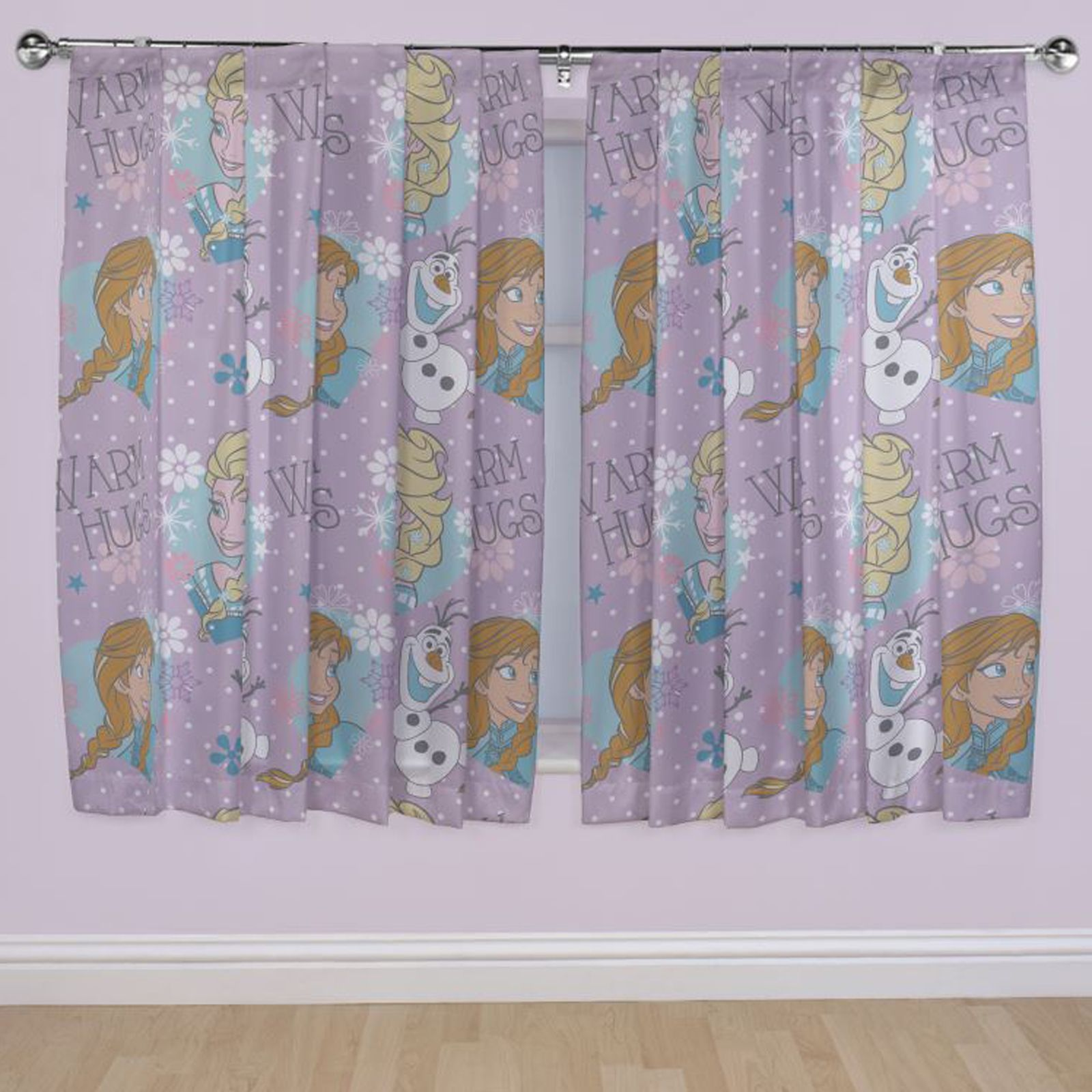 Disney Frozen Bedroom Duvet Covers Amp Matching Curtains