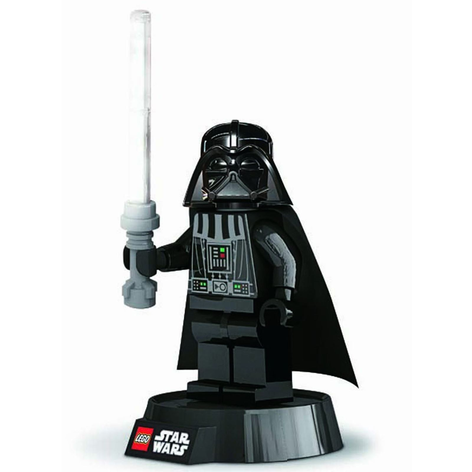 lego star wars darth vader led taschenlampe licht new 100 offiziell ebay. Black Bedroom Furniture Sets. Home Design Ideas
