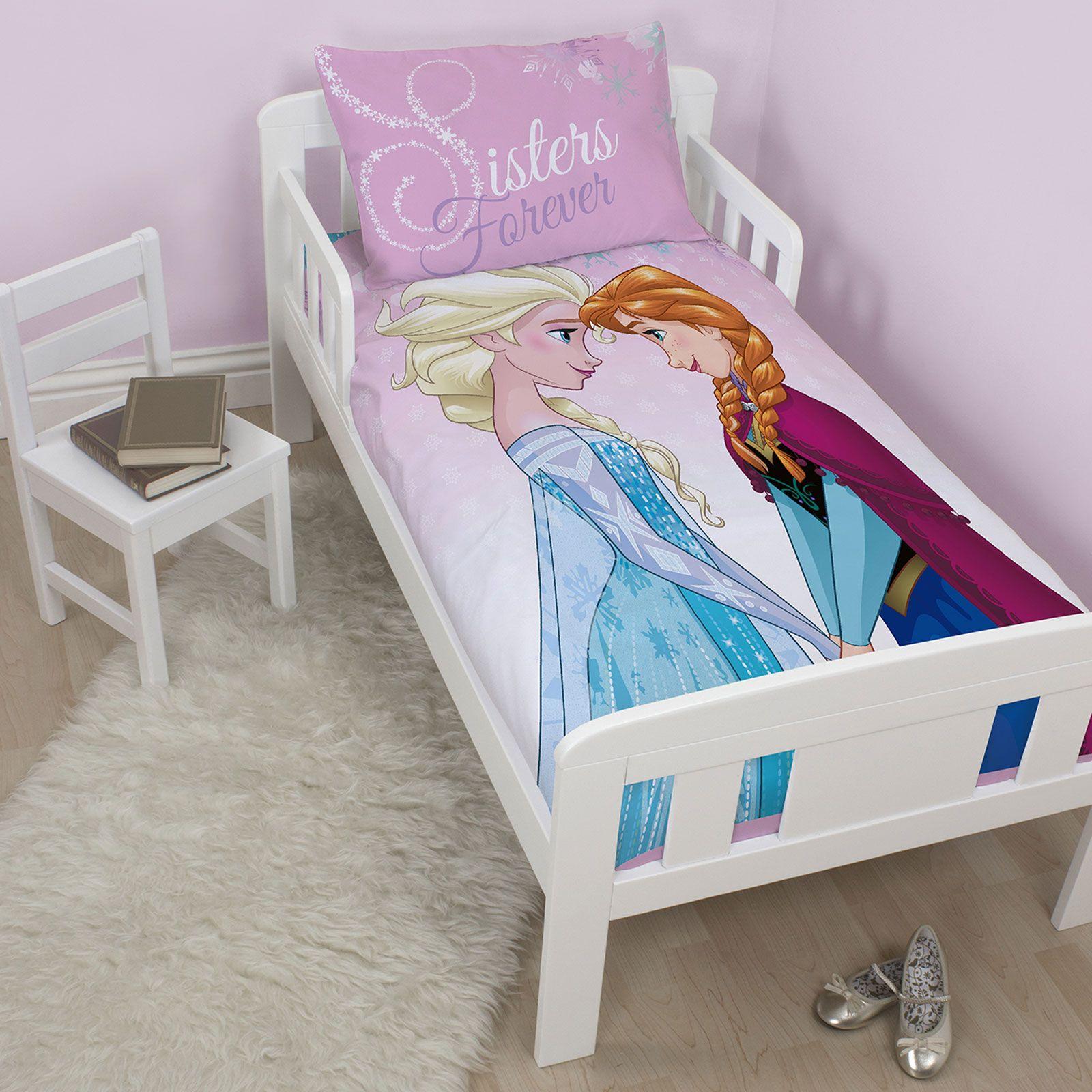 Disney Frozen Magic Junior Duvet Cover SET Toddler COT