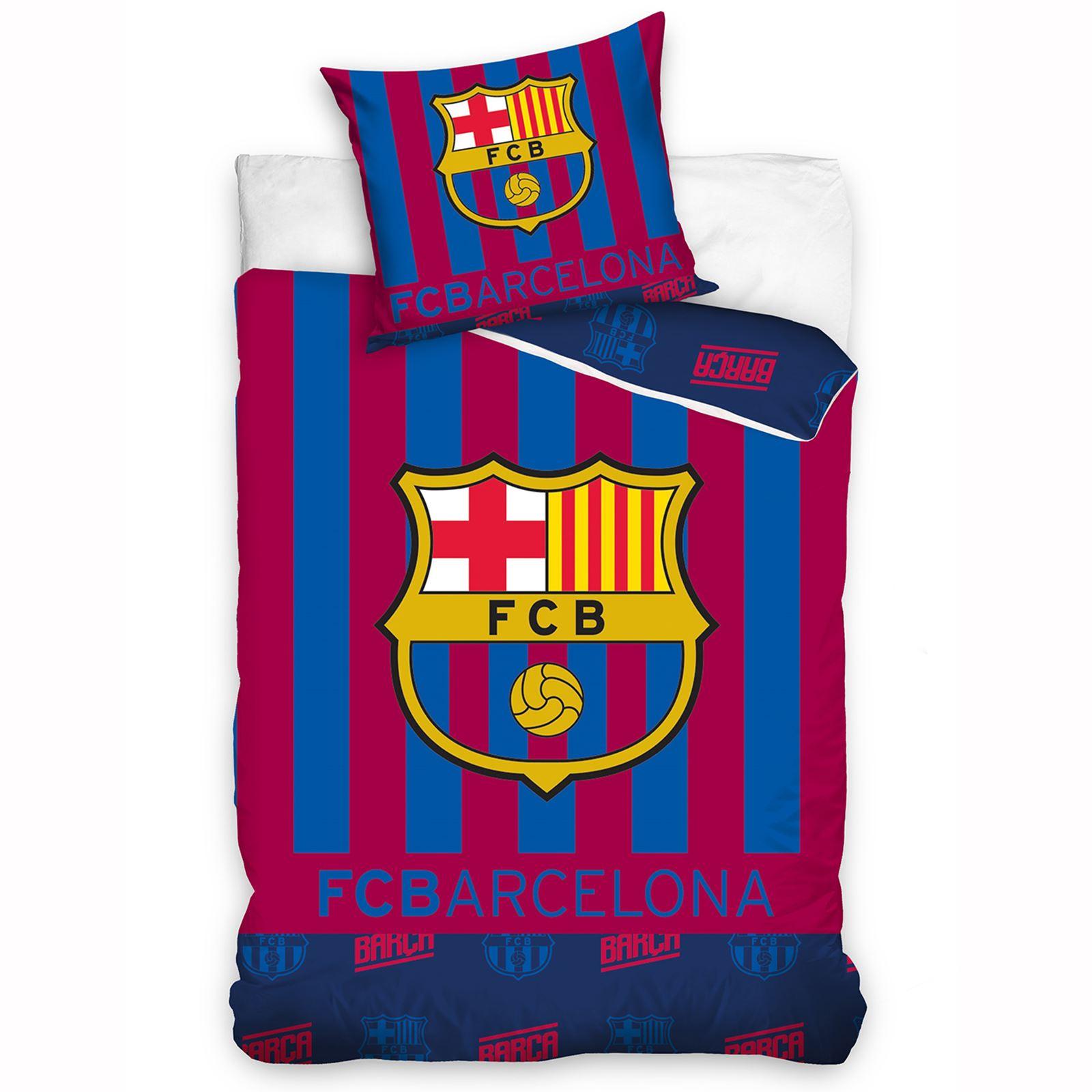 Barcelona ropa de cama y habitaci n accesorios f tbol de ni os nuevo ebay - Ropa de cama barcelona ...
