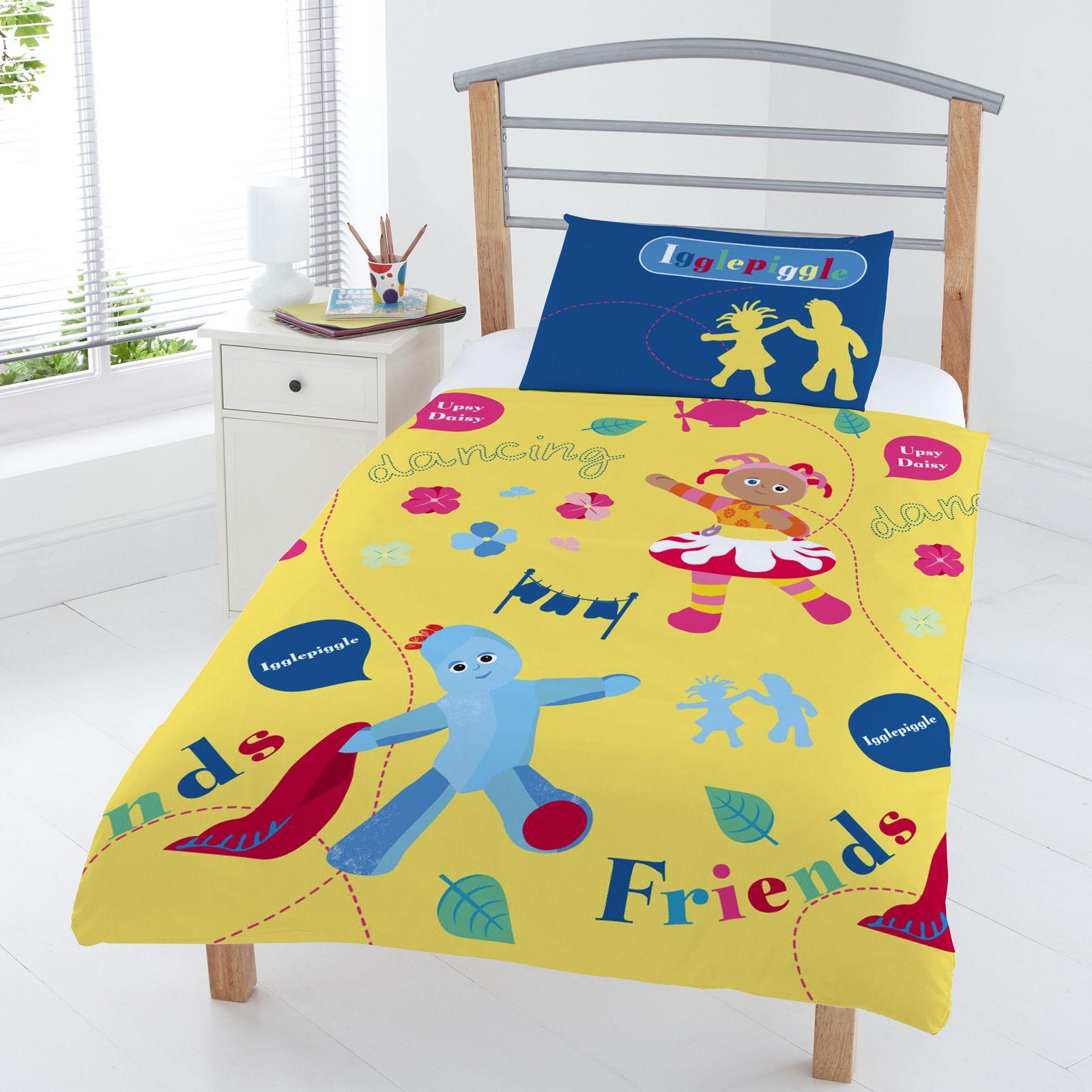 Character Amp Disney Junior Duvet Cover Pillowcase