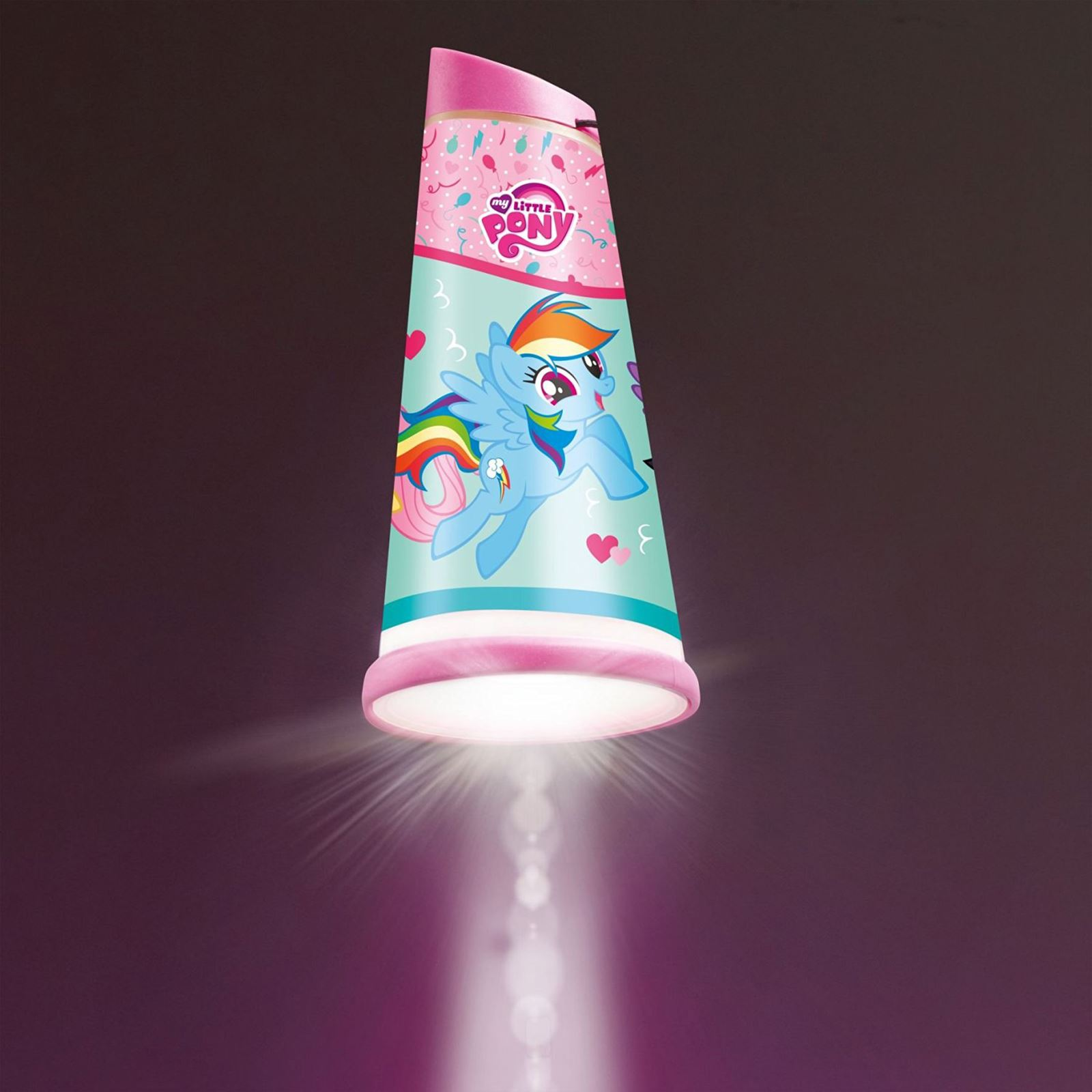 MY LITTLE PONY WALL LIGHTS AND BEDROOM LIGHTING RANGE - LAMP ...