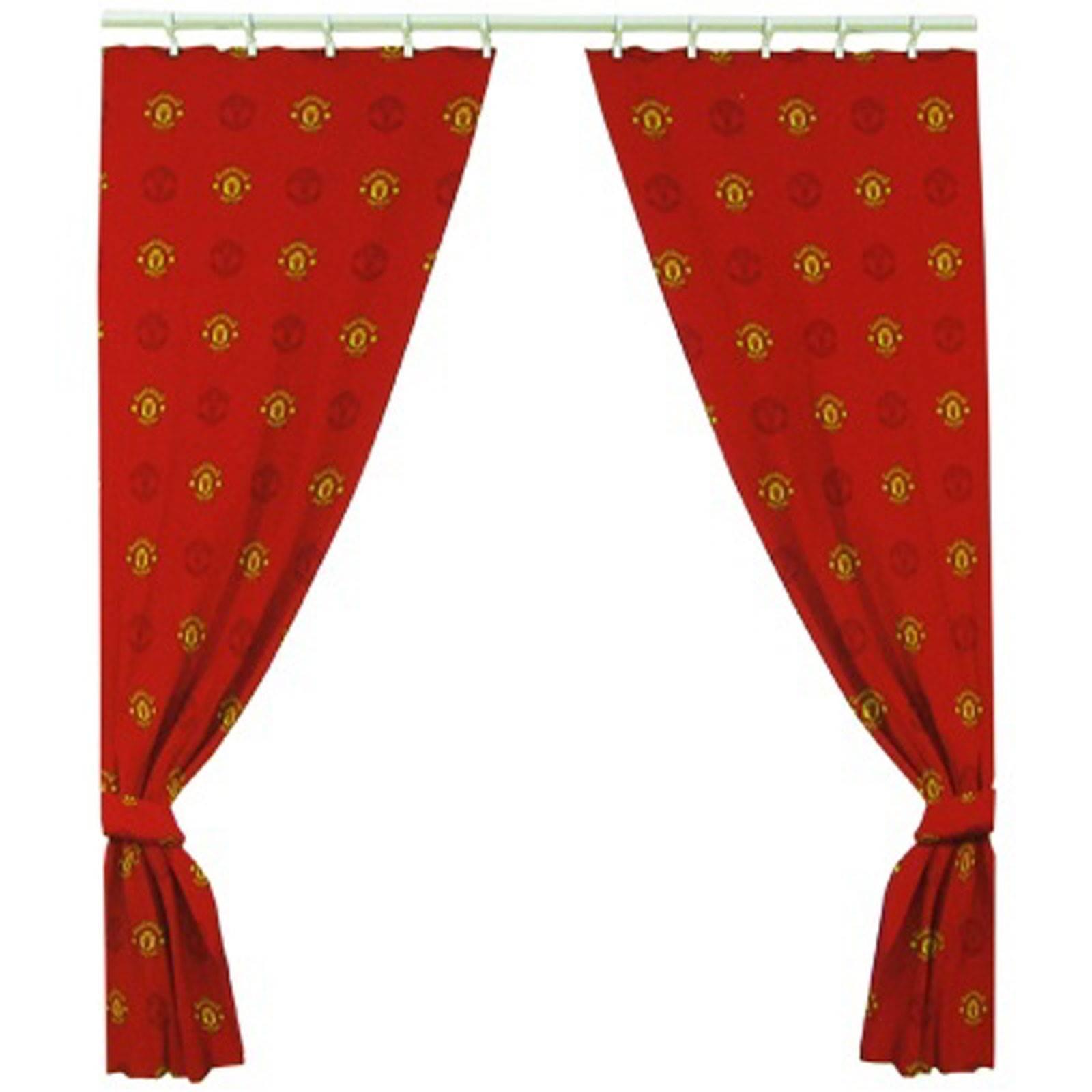 Official Football Curtains Fc Club Crest Designs Ebay
