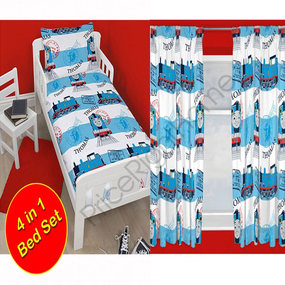 Thomas Adventure Bedding Amp Curtains Range Available In