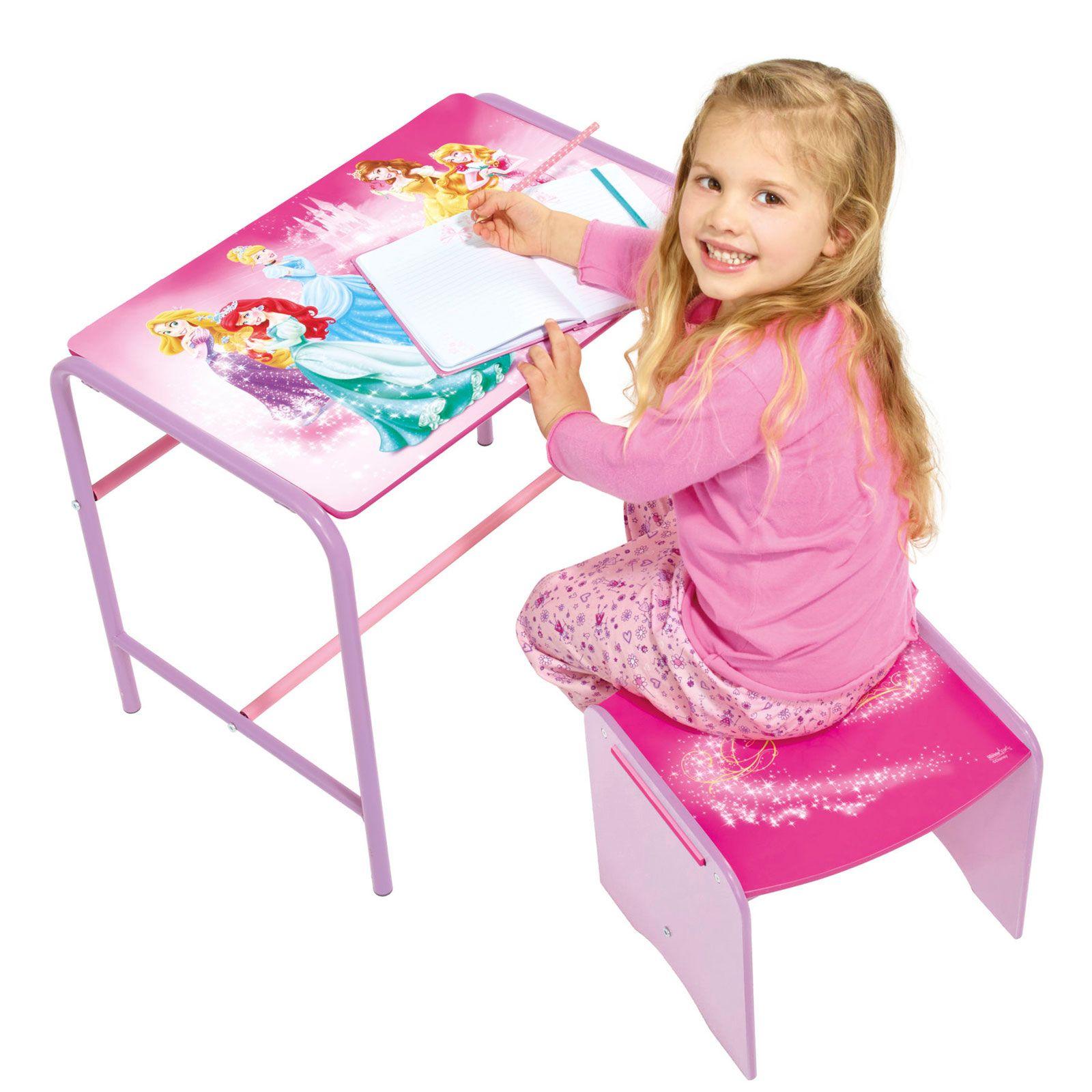 disney princess doodle schreibtisch stuhl kinder. Black Bedroom Furniture Sets. Home Design Ideas