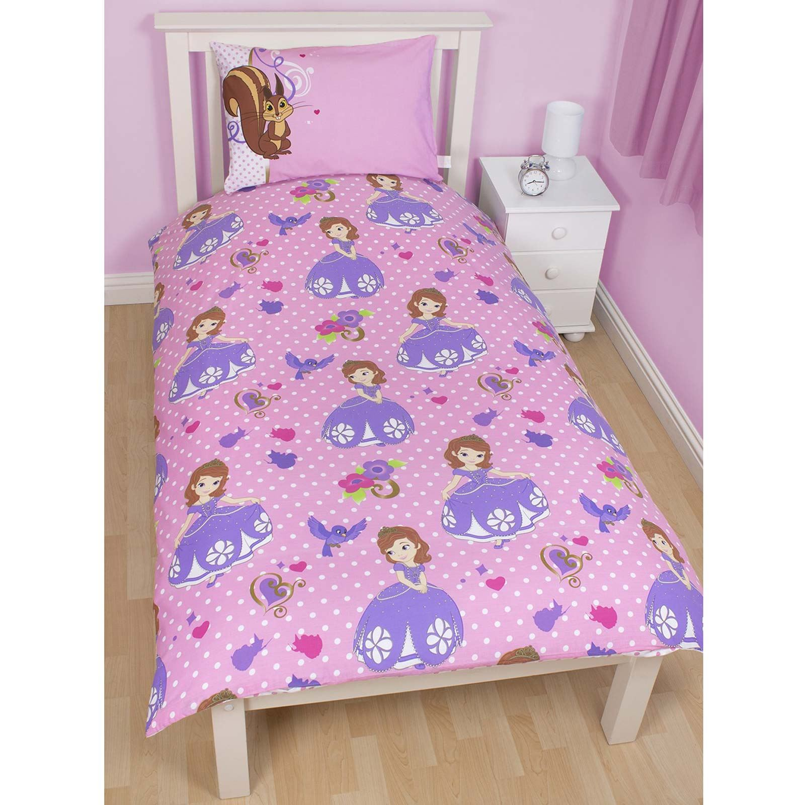 Disney sofia the first bedding and bedroom accessories - Sofia the first bedroom ...