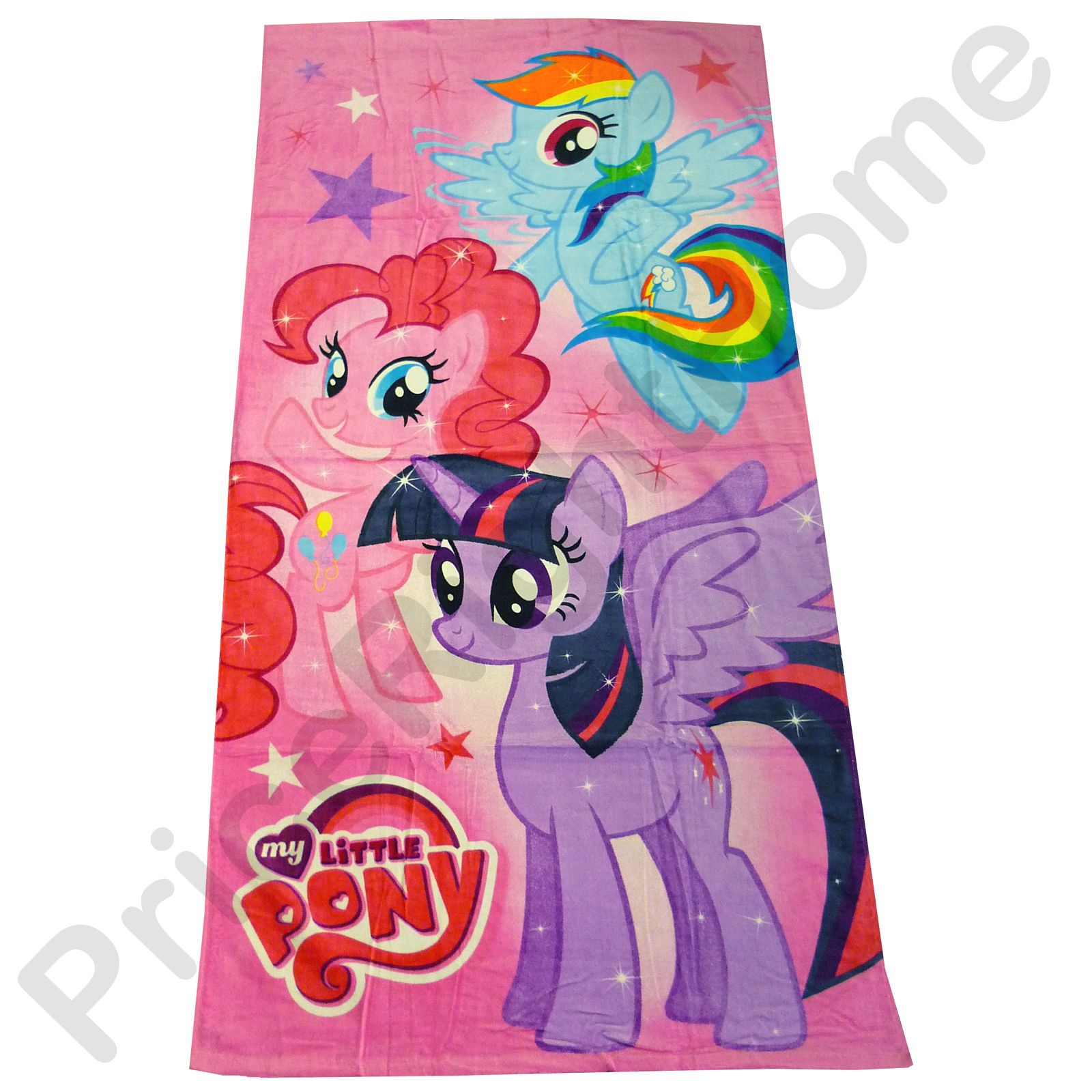 Baño Ninos Frecuencia:My Little Pony Bath Towel