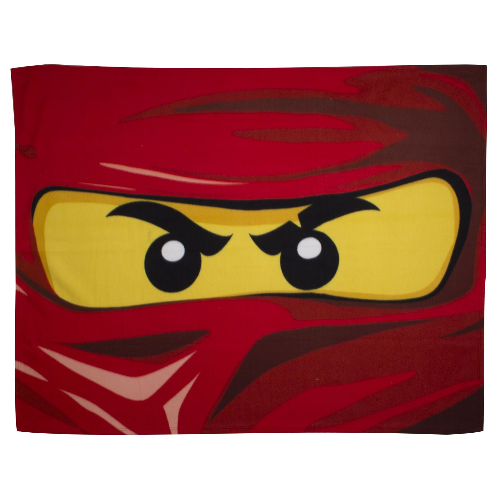 Lego Ninjago Eyes New Range Fleece Blanket Bedding Ebay