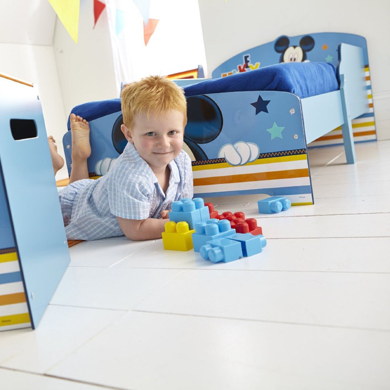 DISNEY Amp CHARACTER TODDLER BEDS
