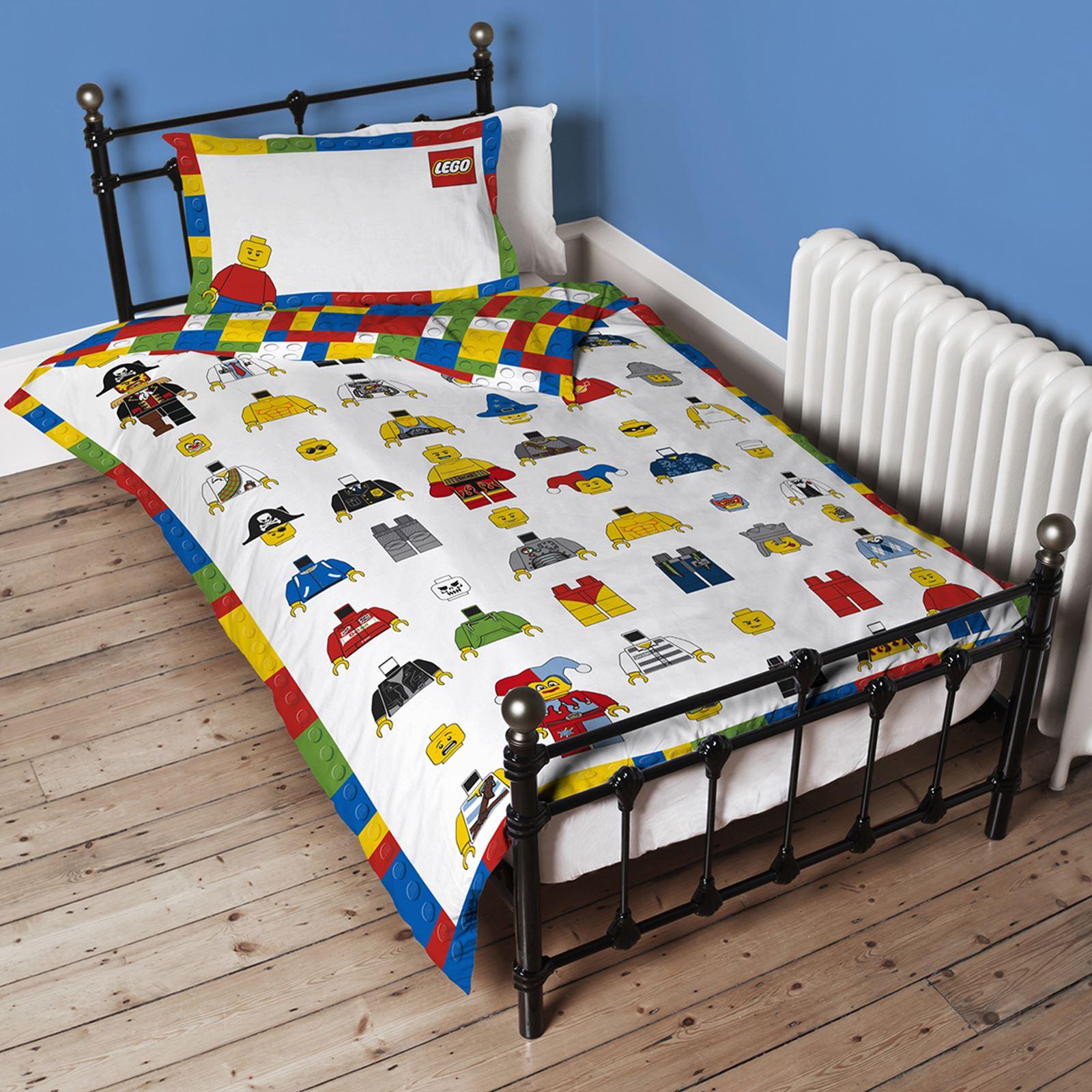 Classic Lego Bedding Sets