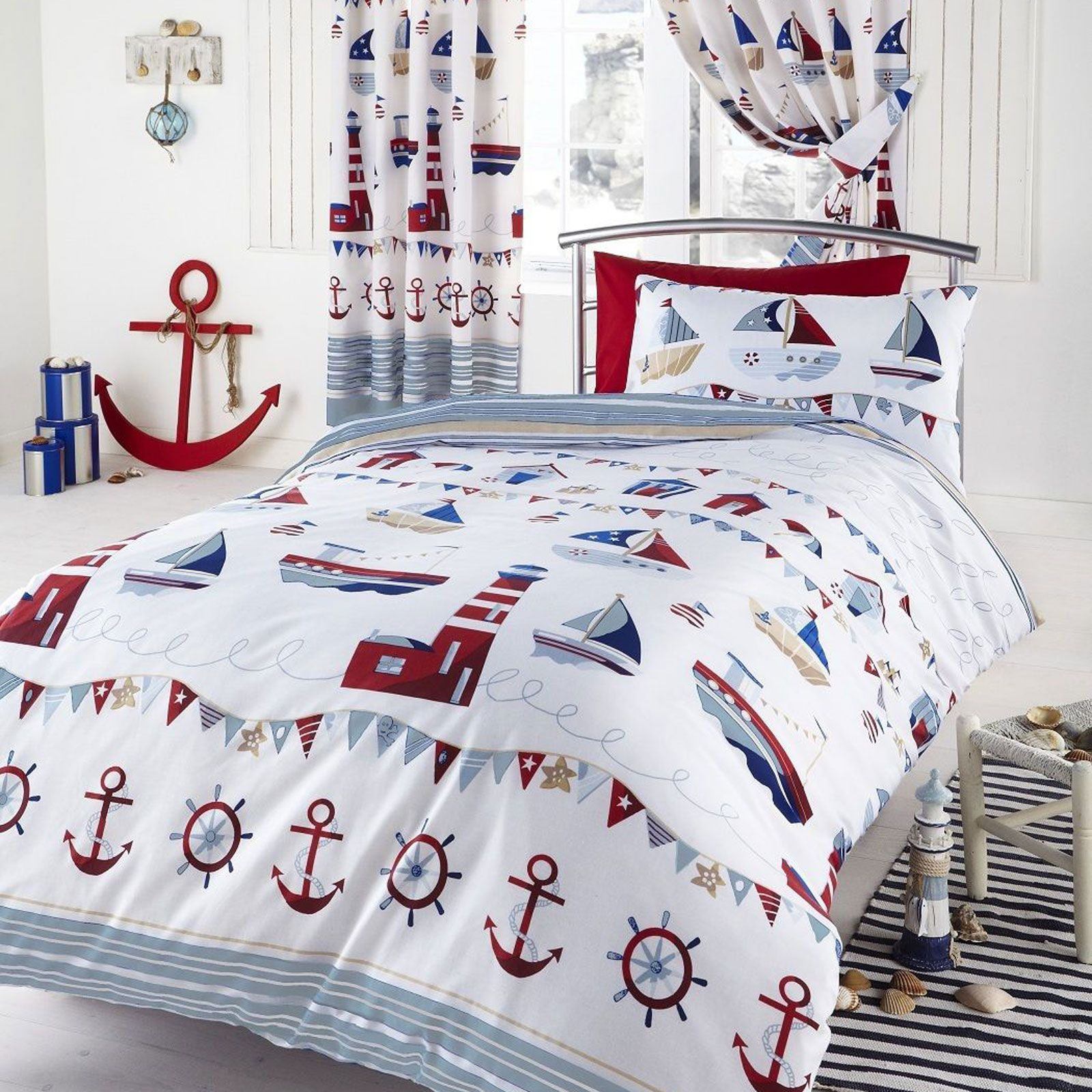 Nautical Bedding Deals On 1001 Blocks