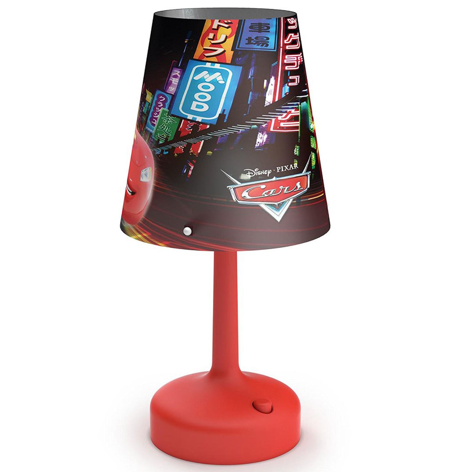 DISNEY CARS PORTABLE TABLE / DESK LAMP KIDS BEDROOM 100% OFFICIAL NEW FREE P+P : eBay