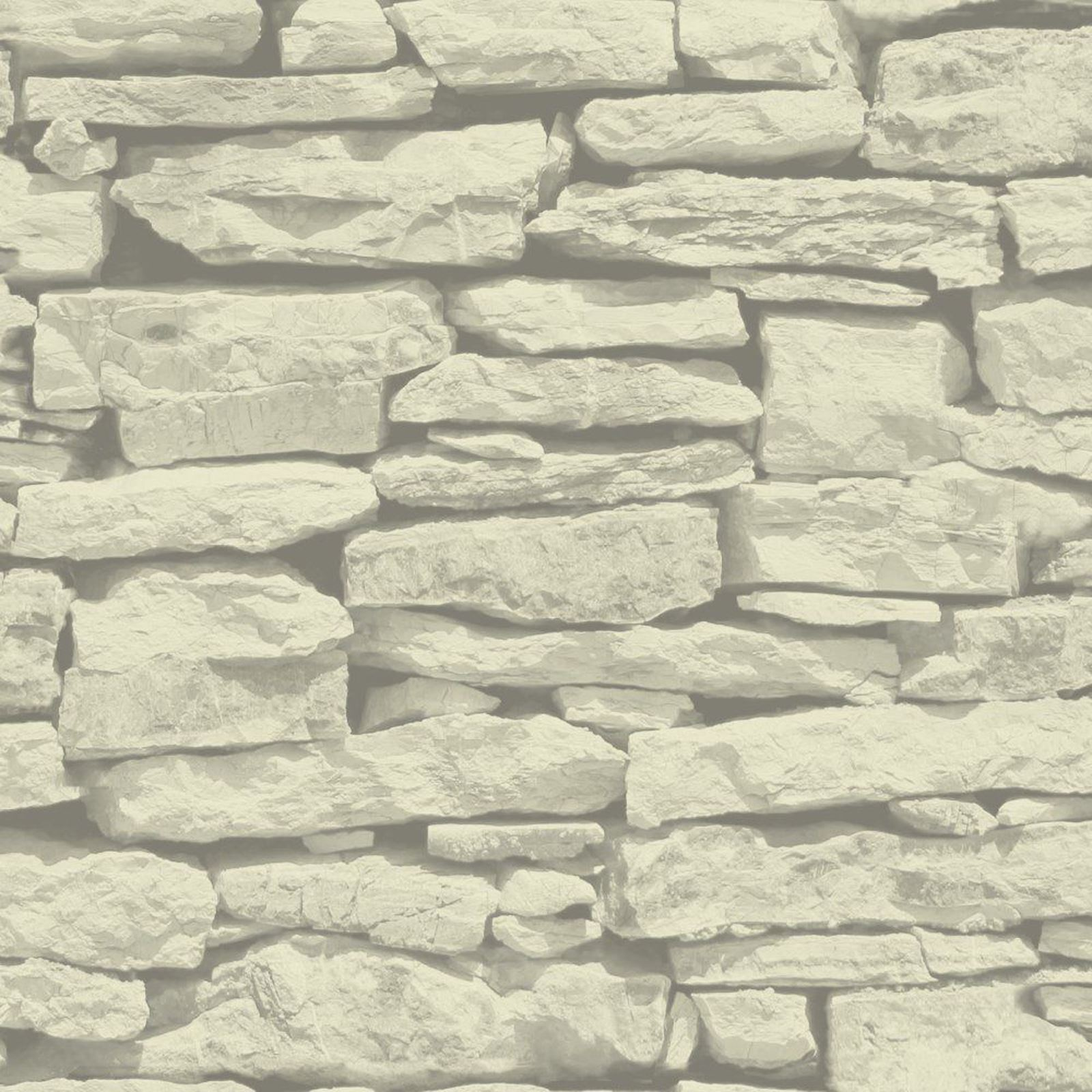 Moroccan Wall Natural Slate Stone Wallpaper By Arthouse