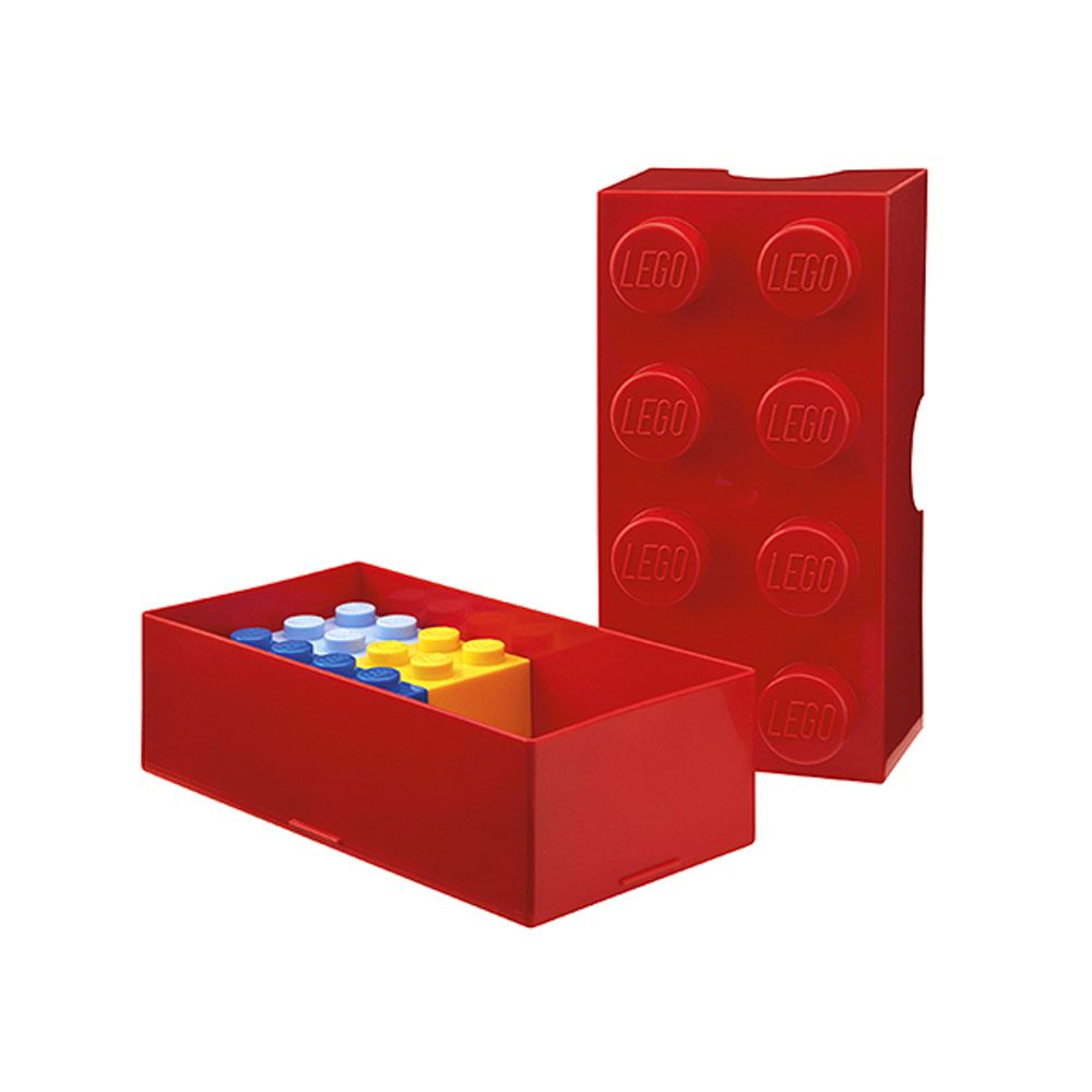 Lego Storage Brick 8 Red Kids Bedroom Toy Storage Furniture