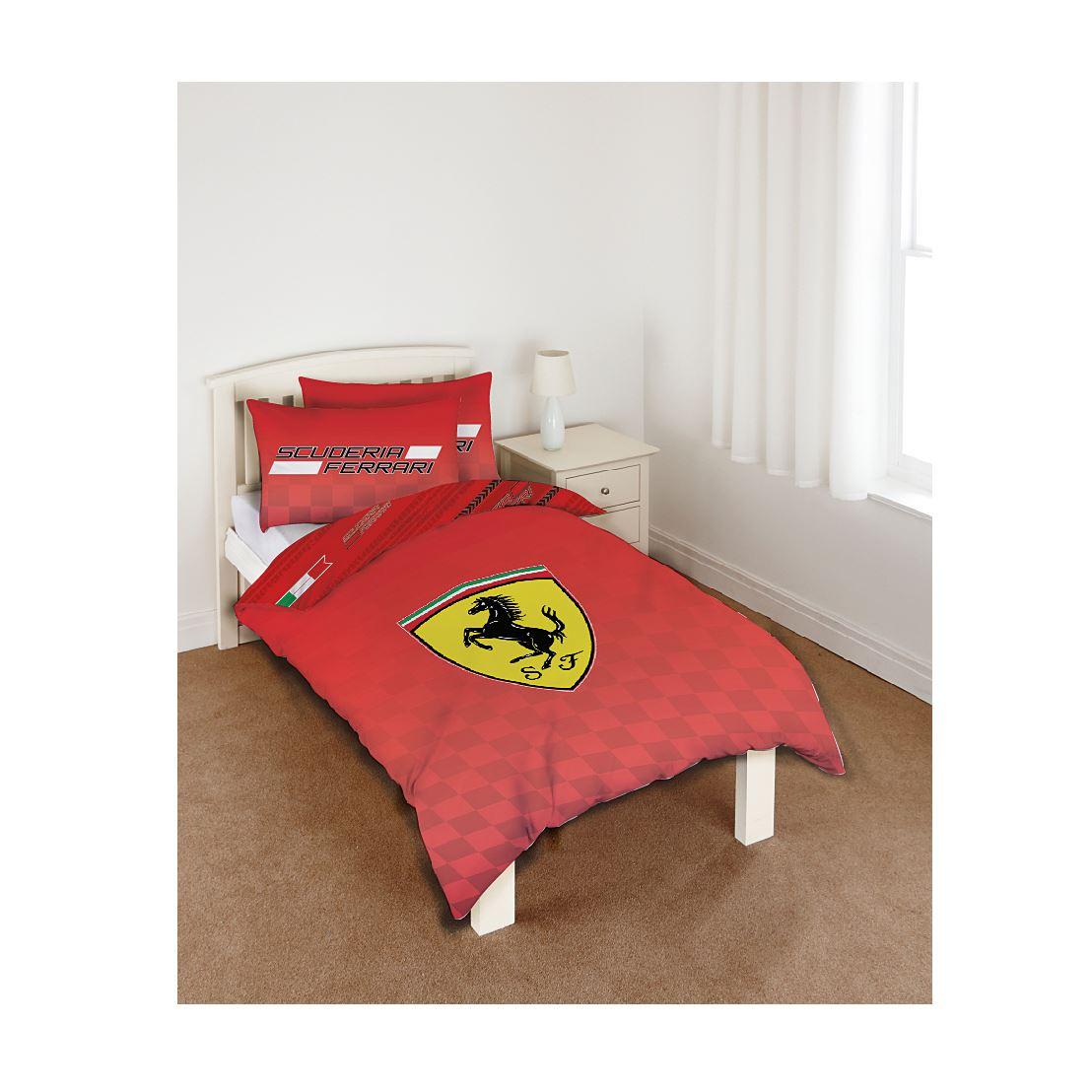 Funda Nordica Ferrari   Hogar Y Ideas De Diseño   Feirt.com