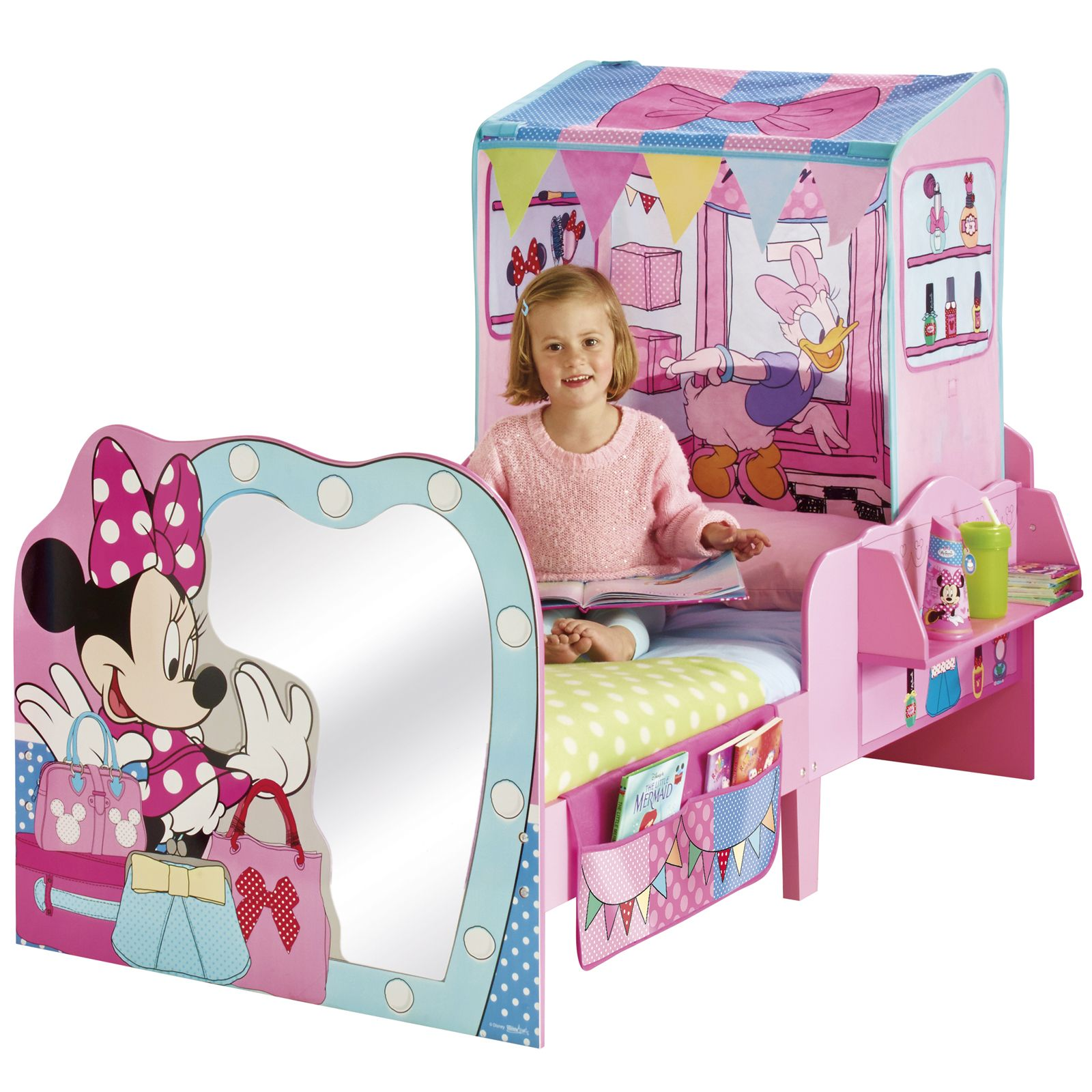 minnie mouse startime junior kleinkind eigenschaft bett neu. Black Bedroom Furniture Sets. Home Design Ideas