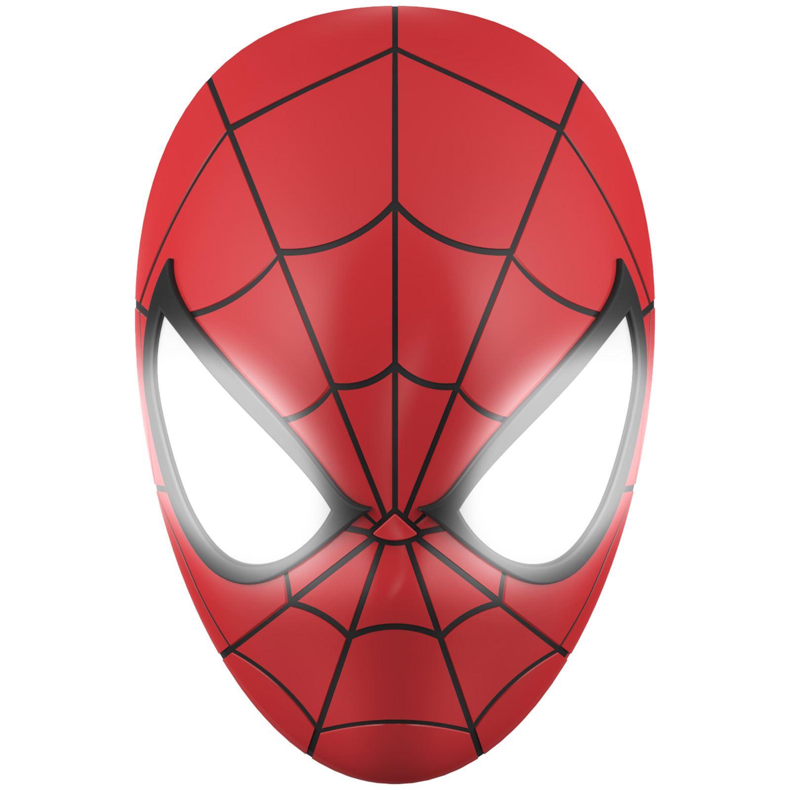 Spiderman 3d luce a parete cameretta per bambini for Applique camera bambini