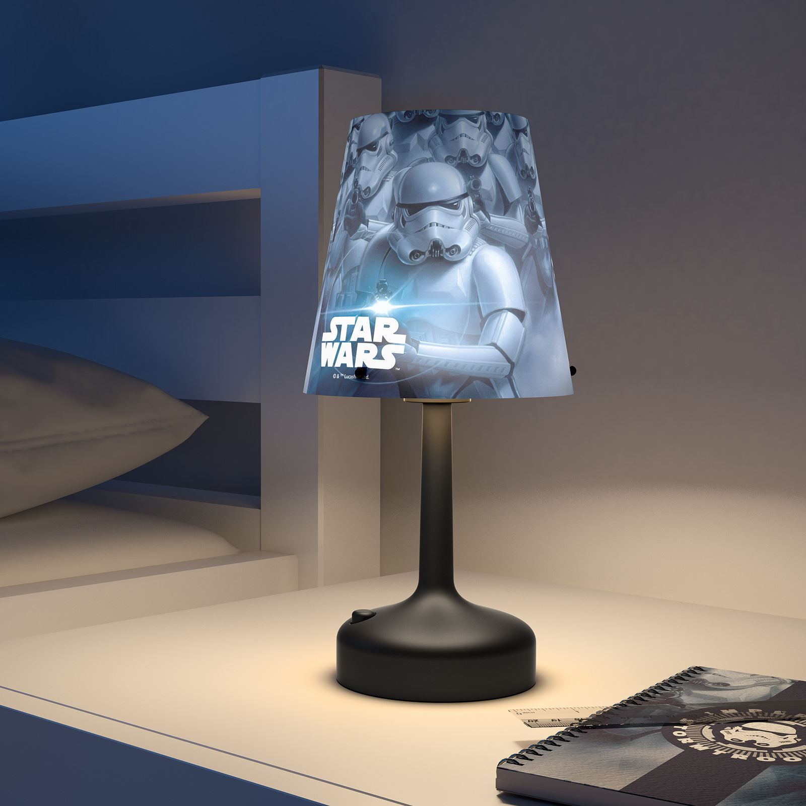 philips kids bed side lamps various designs lighting