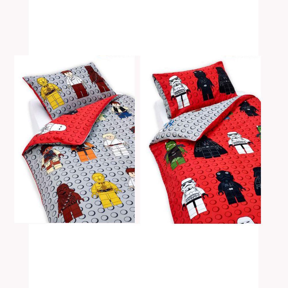 Lego Star Wars Double Duvet Cover Sweetgalas