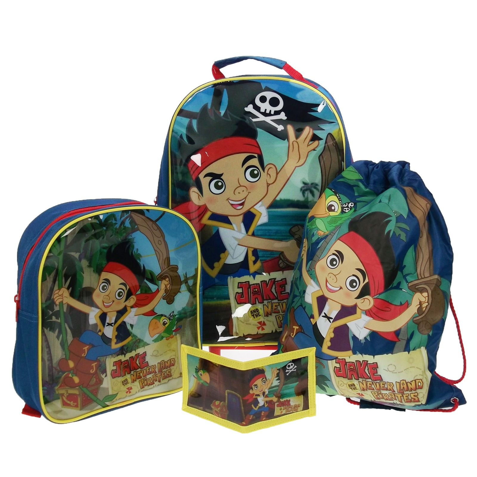 Image Result For Jake And The Neverland Pirates Single Duvet Cover