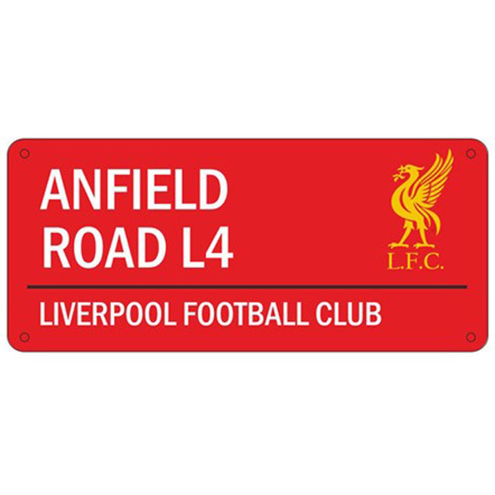 Light Shop Liverpool Road Ainsdale: OFFICIAL FOOTBALL CLUB STREET ROAD SIGNS