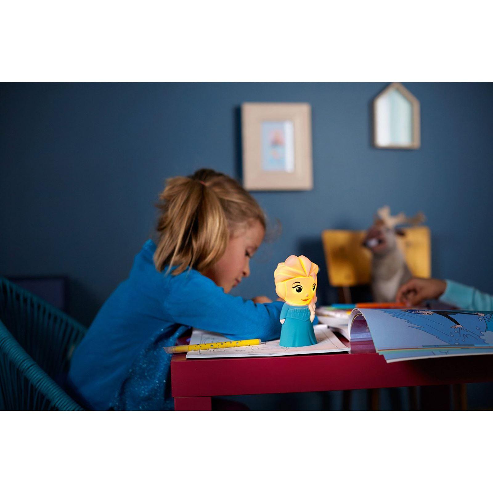 Philips disney softpal portatile led luci notturne for Luci cameretta bambini