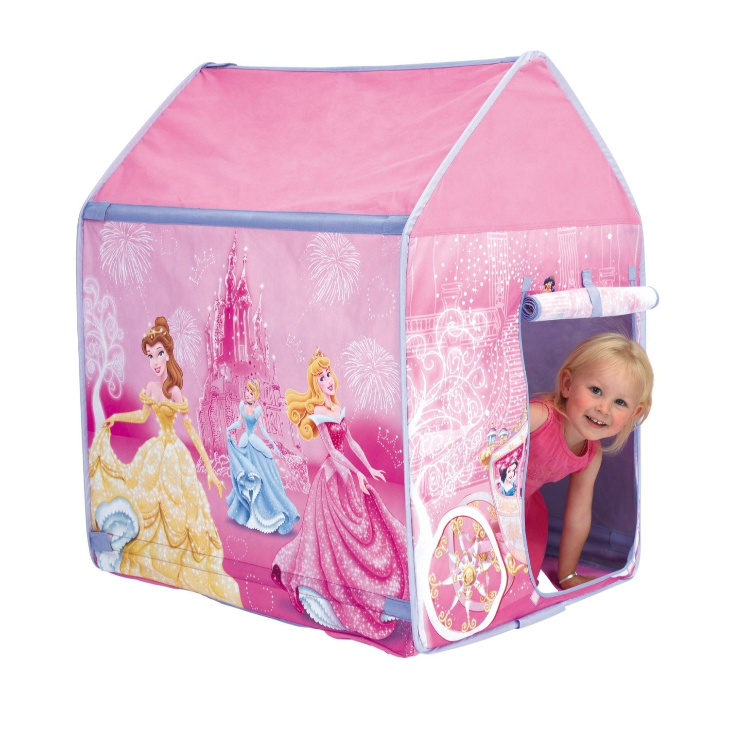 ENFANTS DISNEY AND CHARACTER POP UP TENTE DE JEU MAISONNETTE