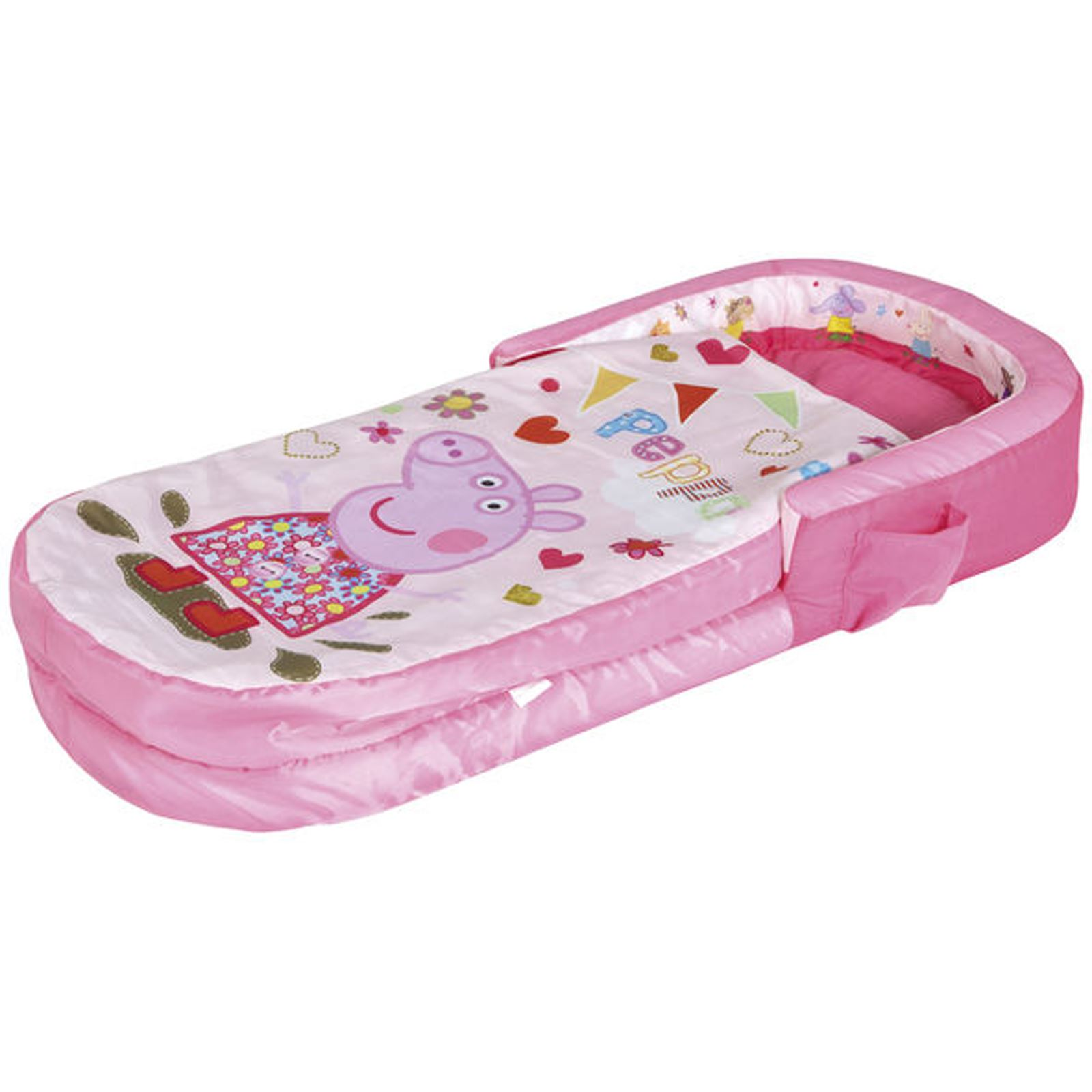 ... about PEPPA PIG MY FIRST READY BED INFLATABLE SLEEPING BAG NEW BEDDING