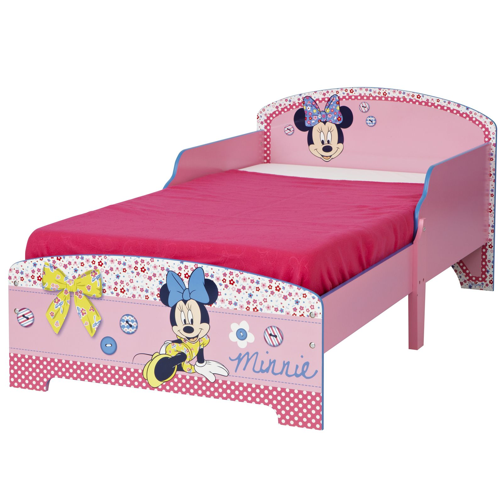 Character Toddler Beds Without Storage Disney Cars Peppa