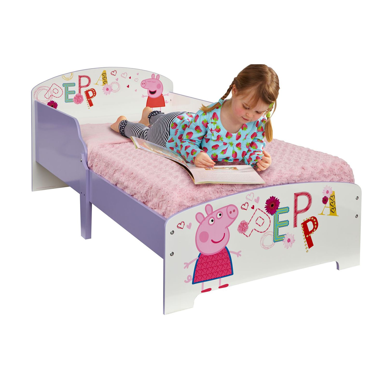 charakter kleinkind betten ohne aufbewahrungs disney cars peppa thomas mehr ebay. Black Bedroom Furniture Sets. Home Design Ideas