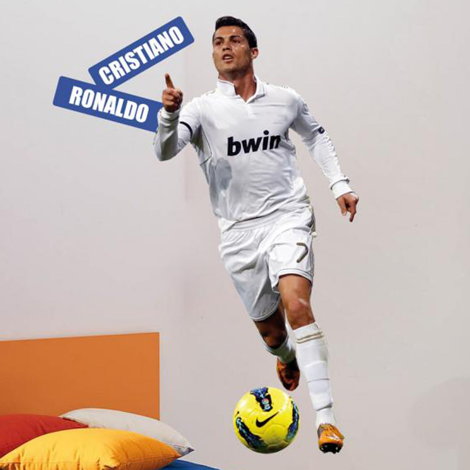 Real madrid bedding and bedroom accessories football boys official new