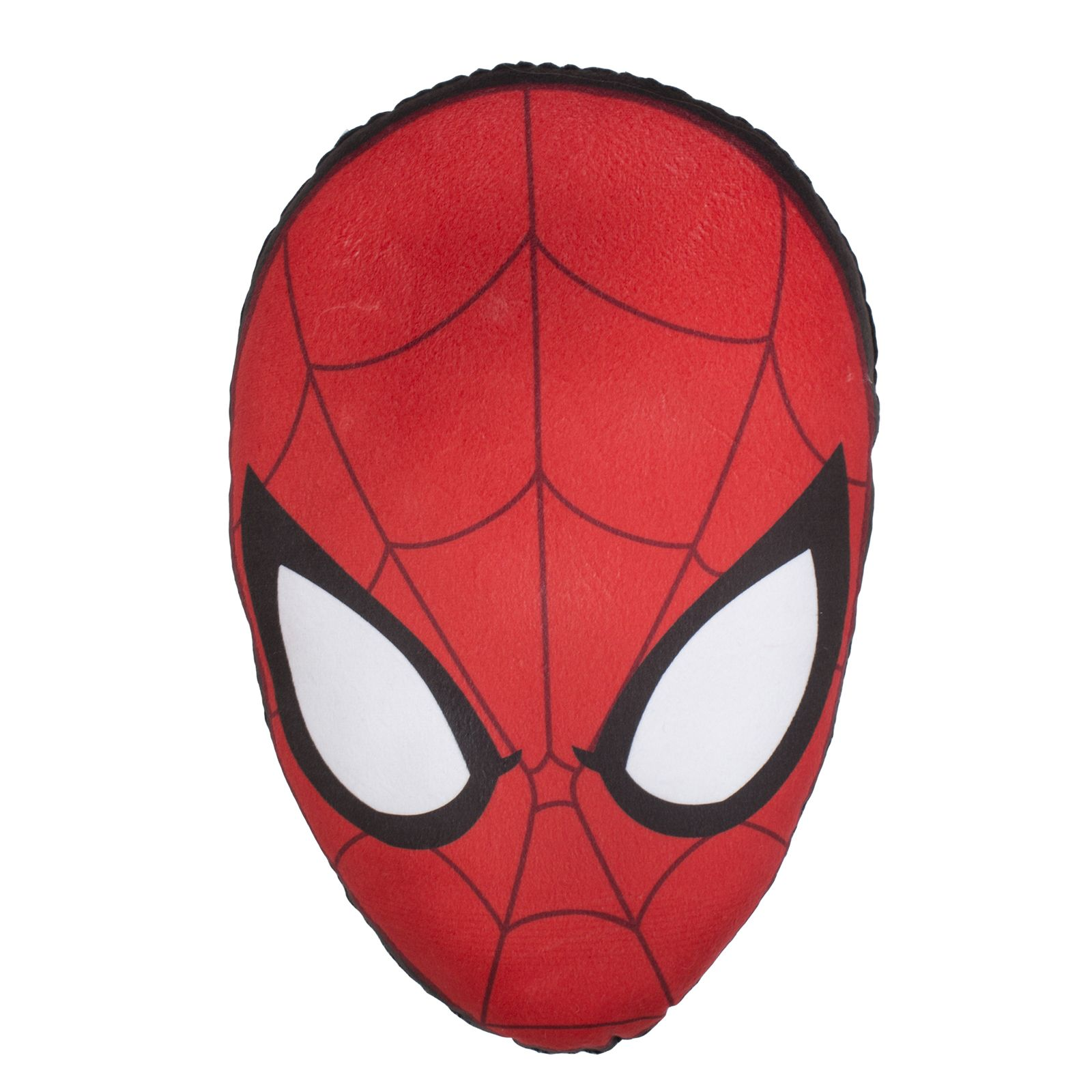 Cool beds for boys - Details About Spiderman Head Shaped Cushion New Official Marvel Spider