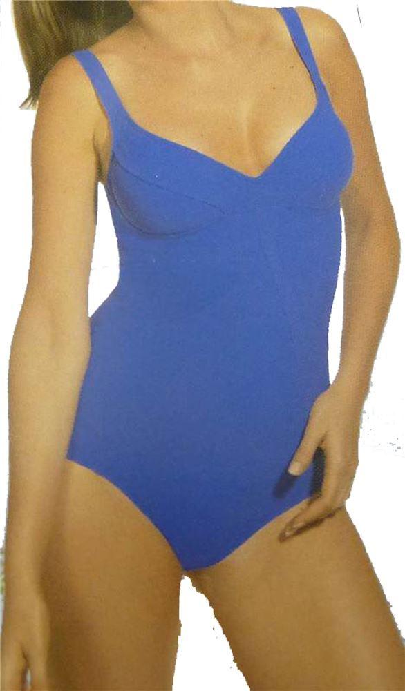 Triumph body slender 2 o 06 costume da bagno blu 2364 42d ebay - Panache costumi da bagno ...