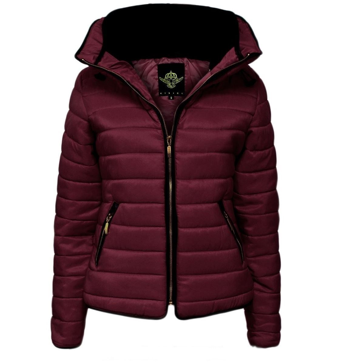 Ideal for layering over a basic tee, or for taking along on a trip, this puffer is a winter essential! With a front zip closure and hand pockets, this piece combines convenience with chic style.