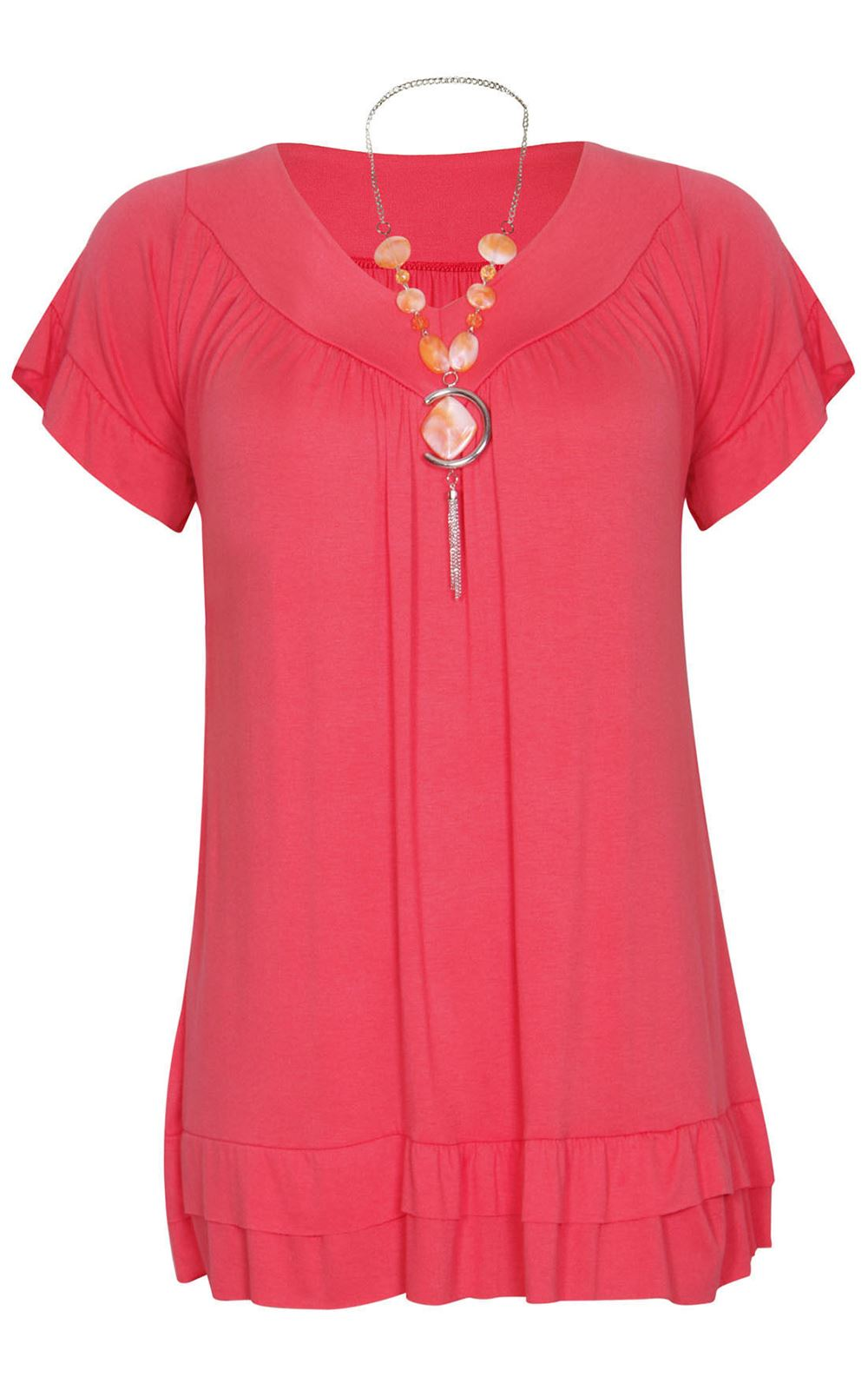 Shop eBay for great deals on Short Sleeve Tunic Tops & Blouses for Women. You'll find new or used products in Short Sleeve Tunic Tops & Blouses for Women on eBay. Free shipping on selected items.