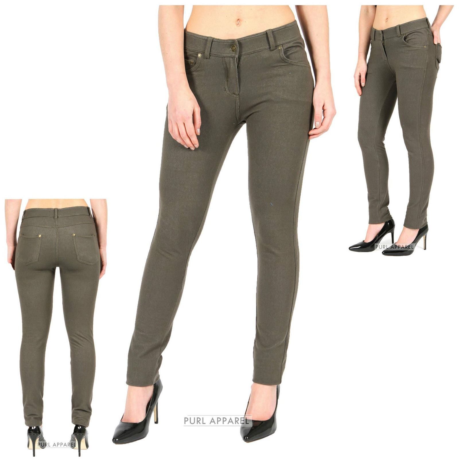 The printed jeggings and zip jeggings are the really attractive and are suitable for every occasion. You will find these casual ethnic wears in bright colors such as green, pink, brown, purple, yellow and red to rock during a casual out.